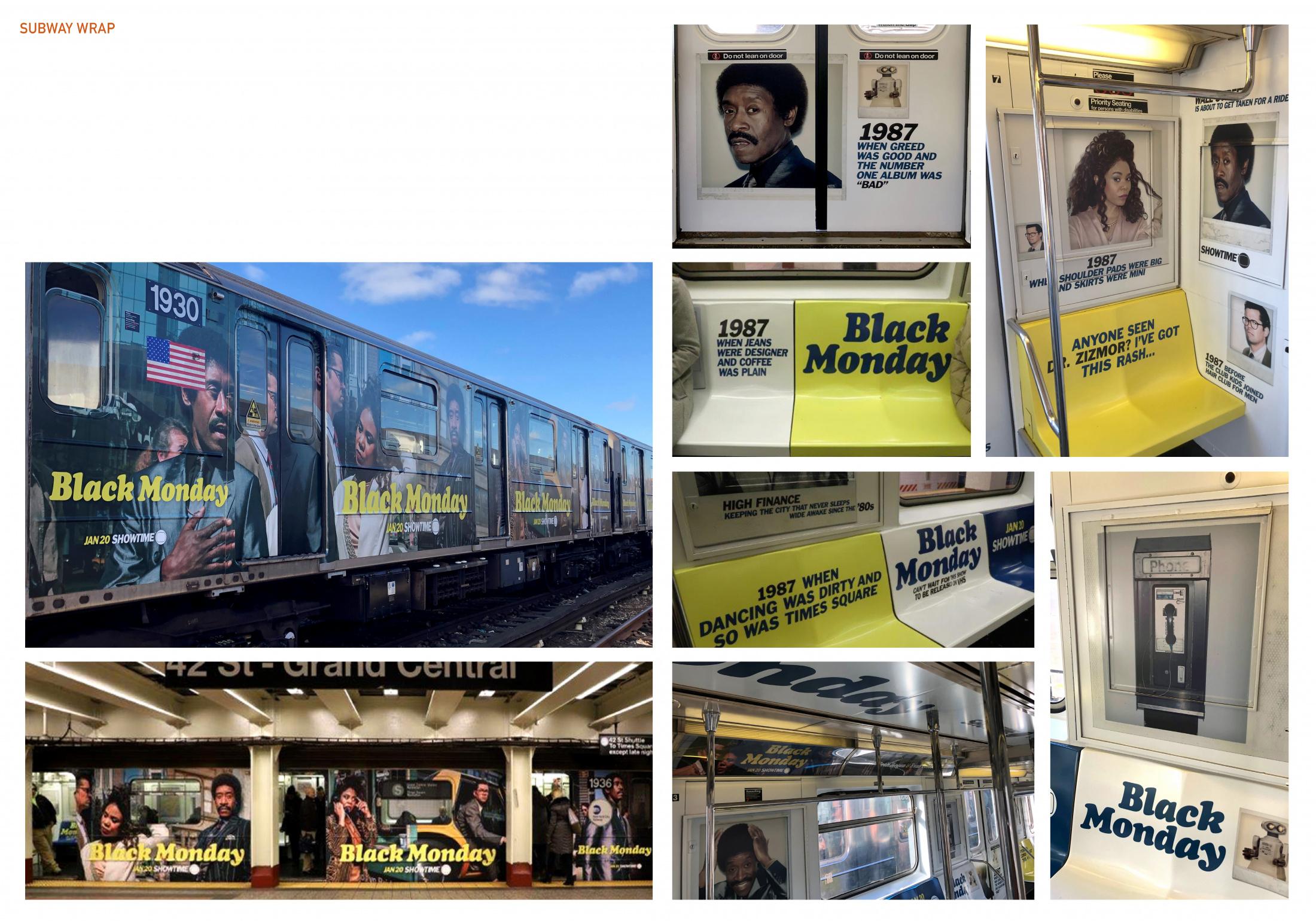 Thumbnail for Black Monday Transit