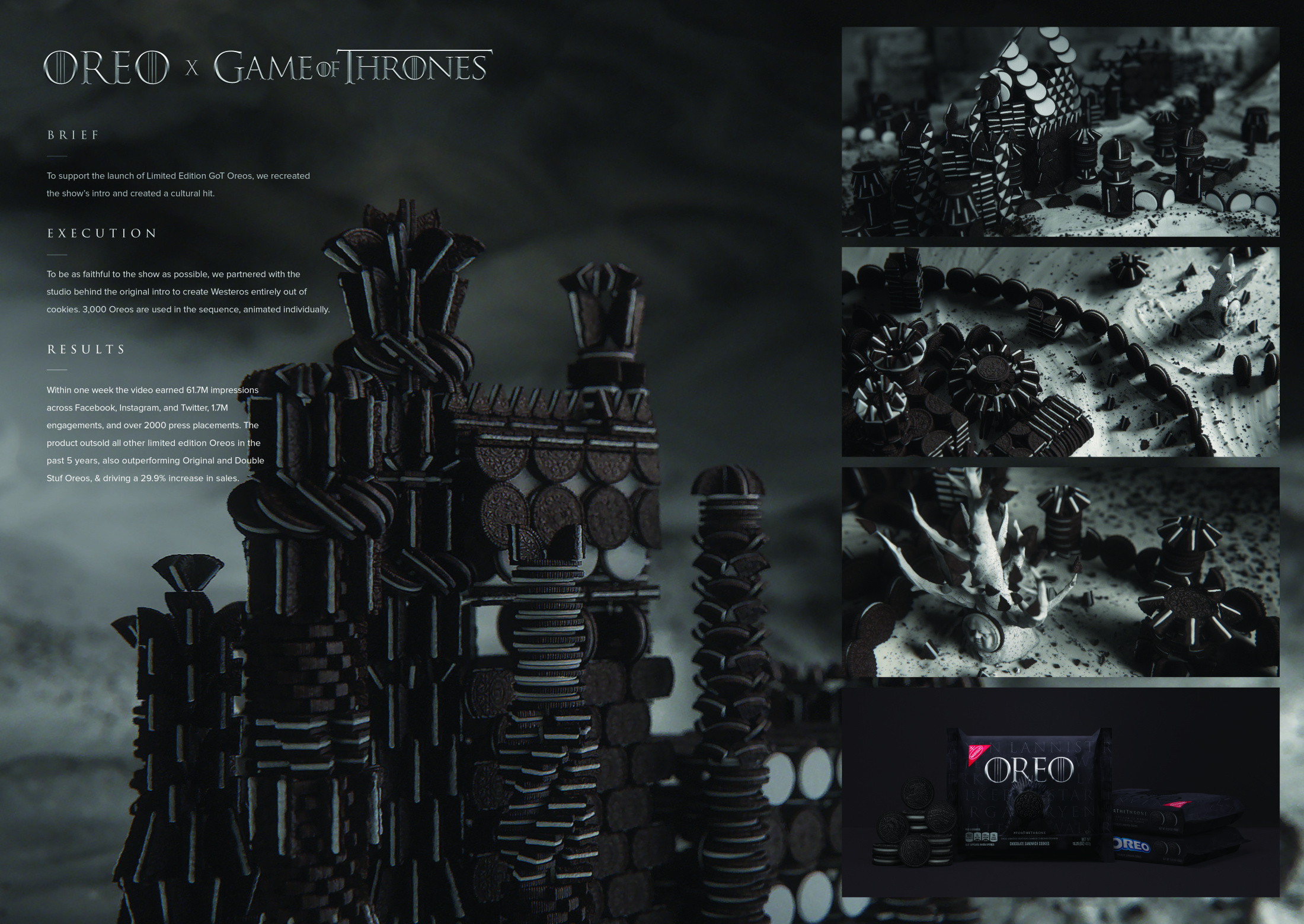 Image Media for Oreo x Game of Thrones