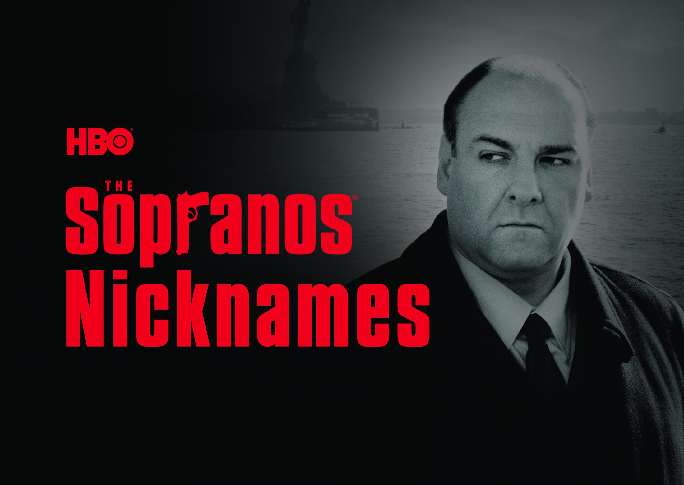 Thumbnail for Sopranos Nicknames