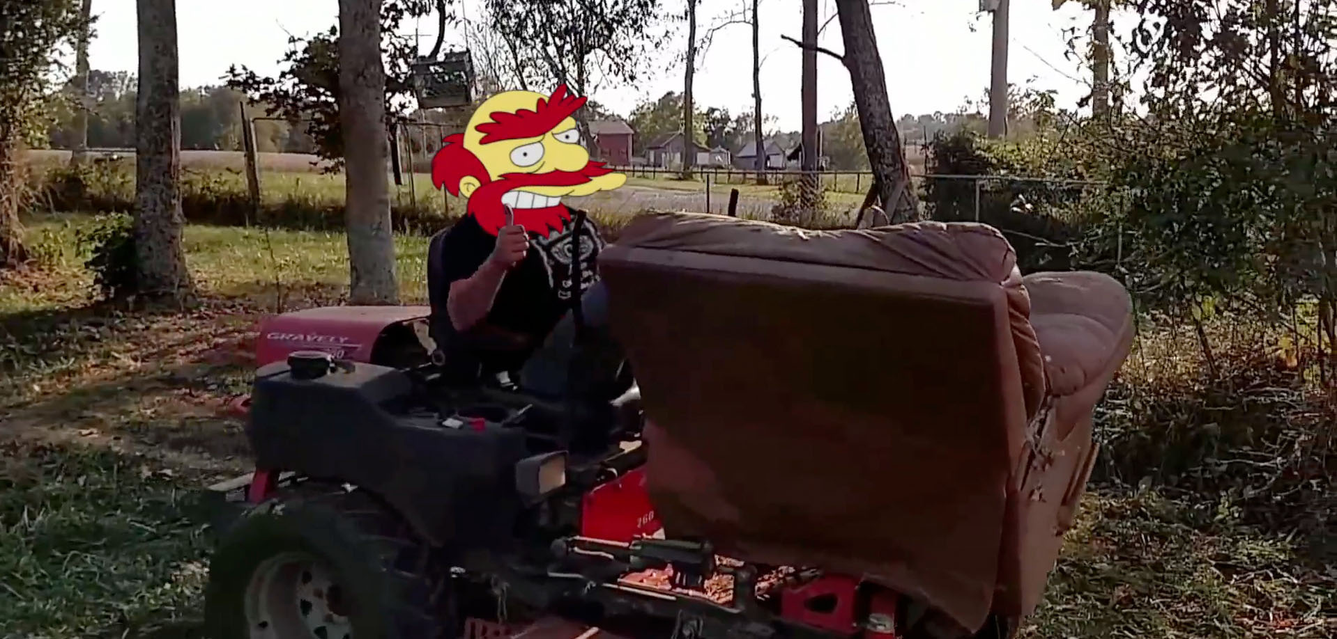 Thumbnail for Tractor Willie