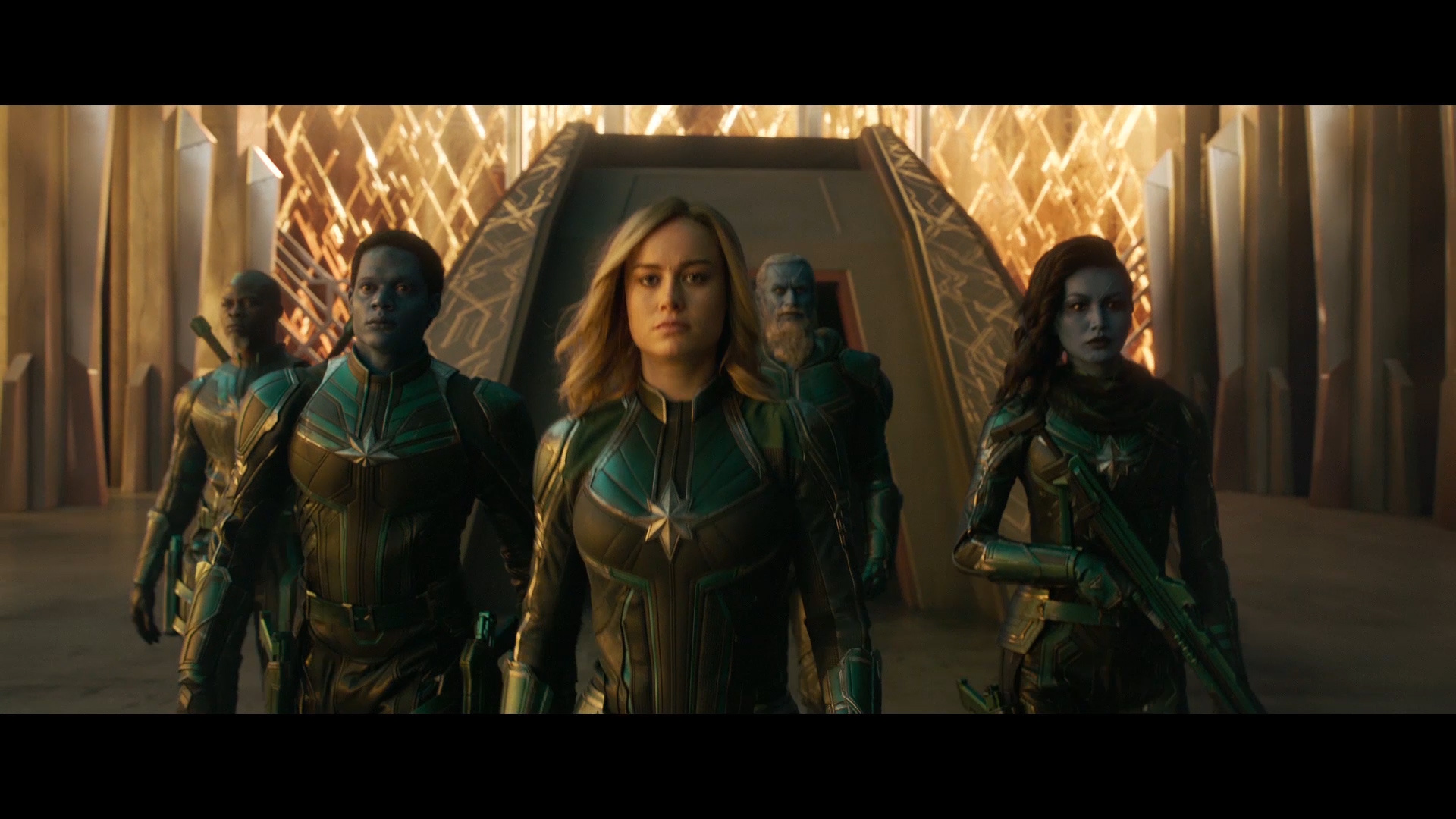 Thumbnail for Captain Marvel: Born Free, Buckle Up Safe, Higher Super Bowl, Punch Review