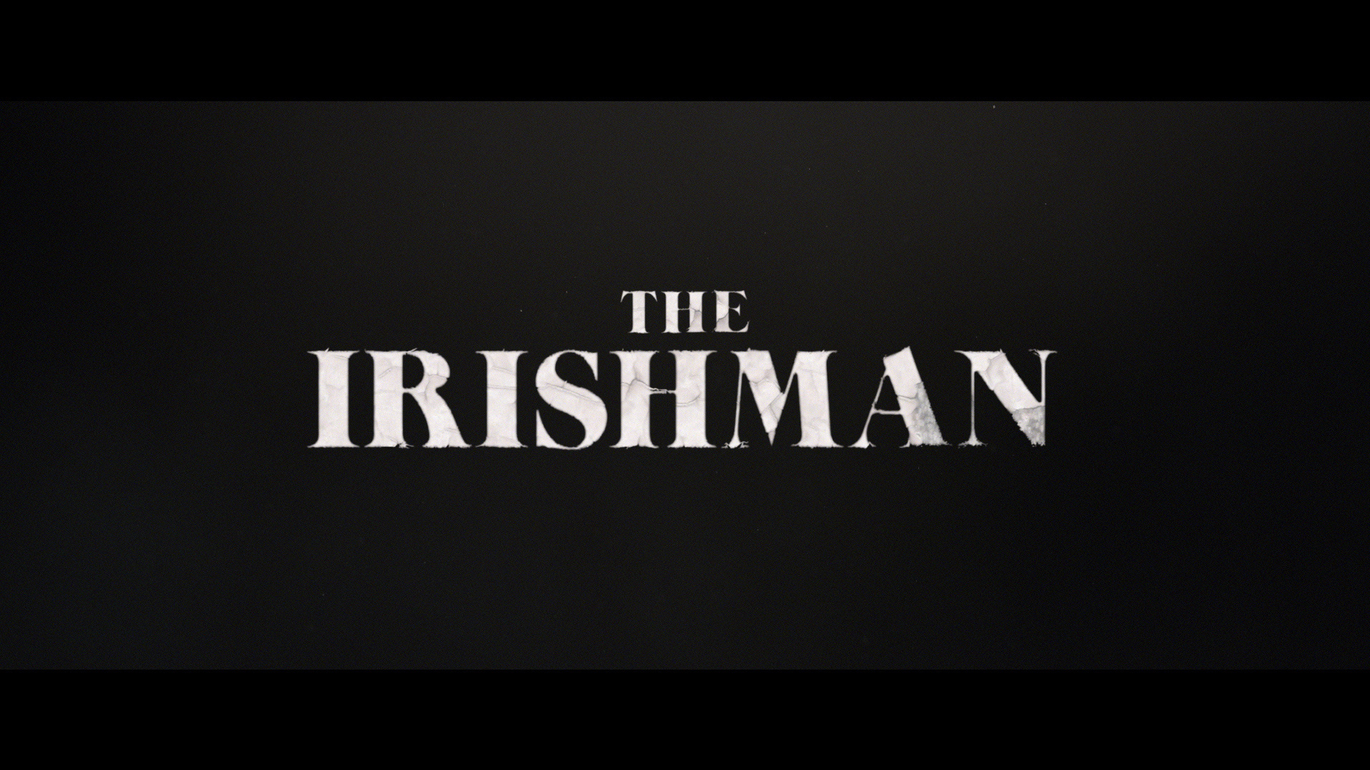 "Thumbnail for The Irishman - Teaser ""Shell"