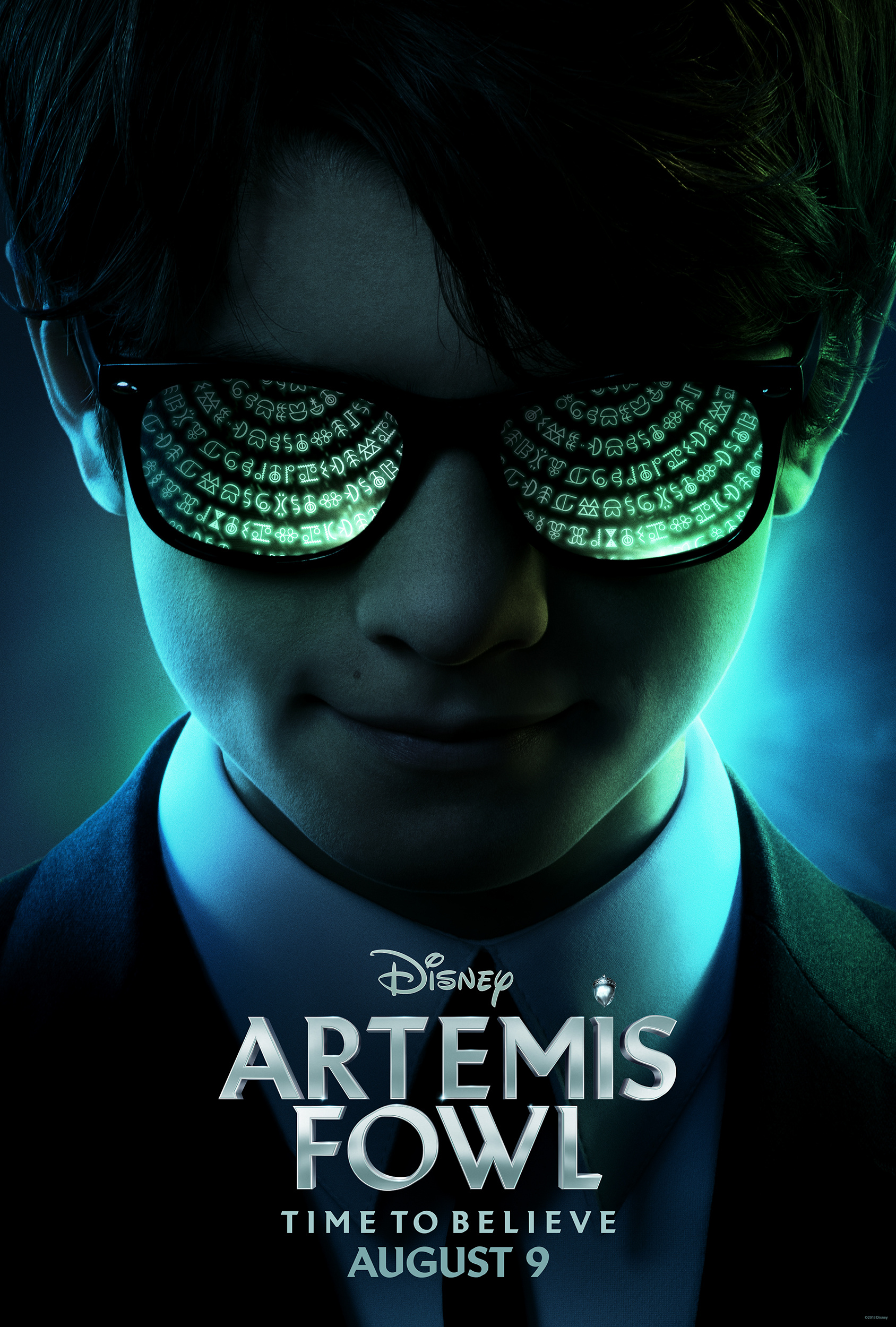 Thumbnail for Artemis Fowl: