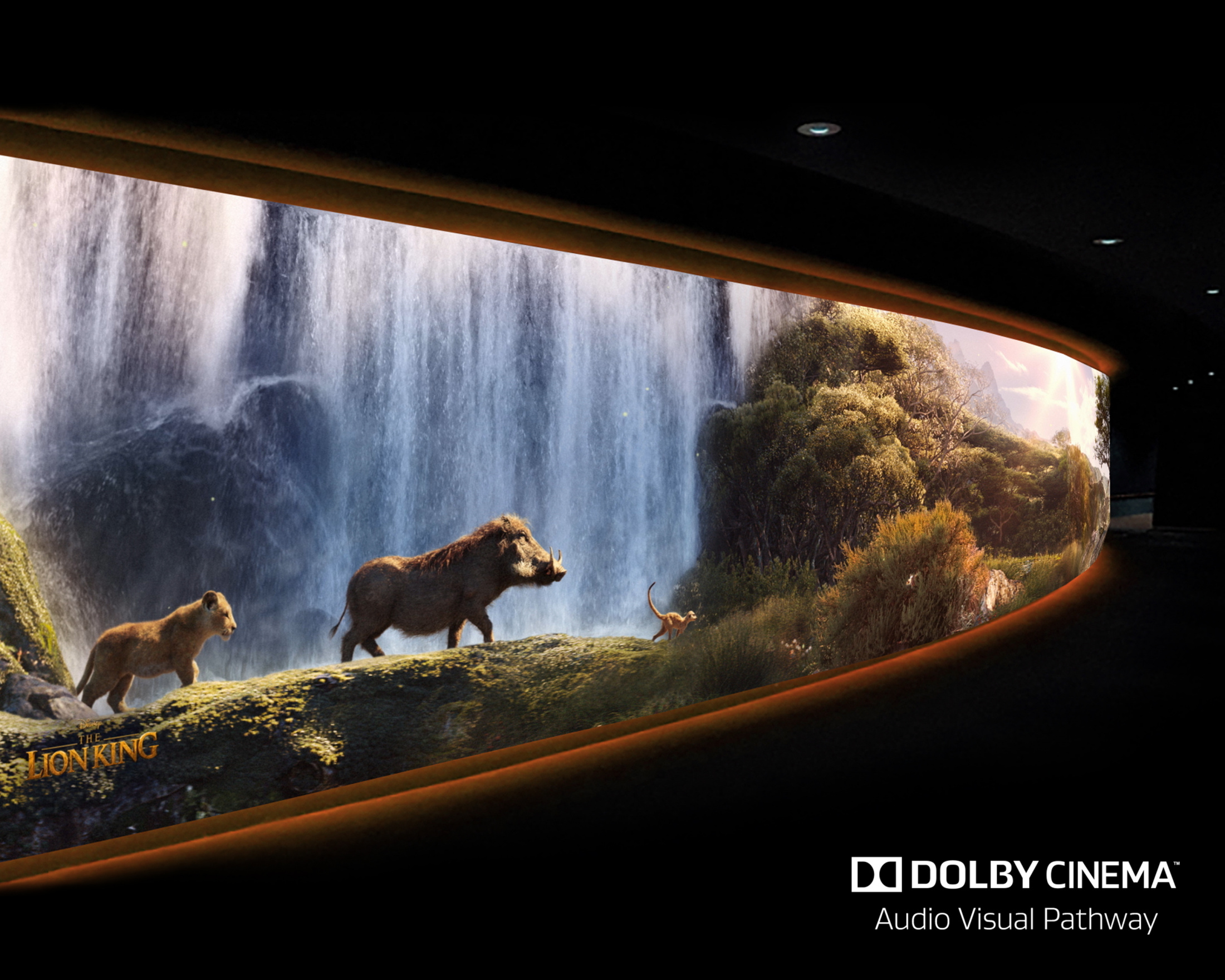 The Lion King - Dolby Theater Audio Visual Pathway Thumbnail