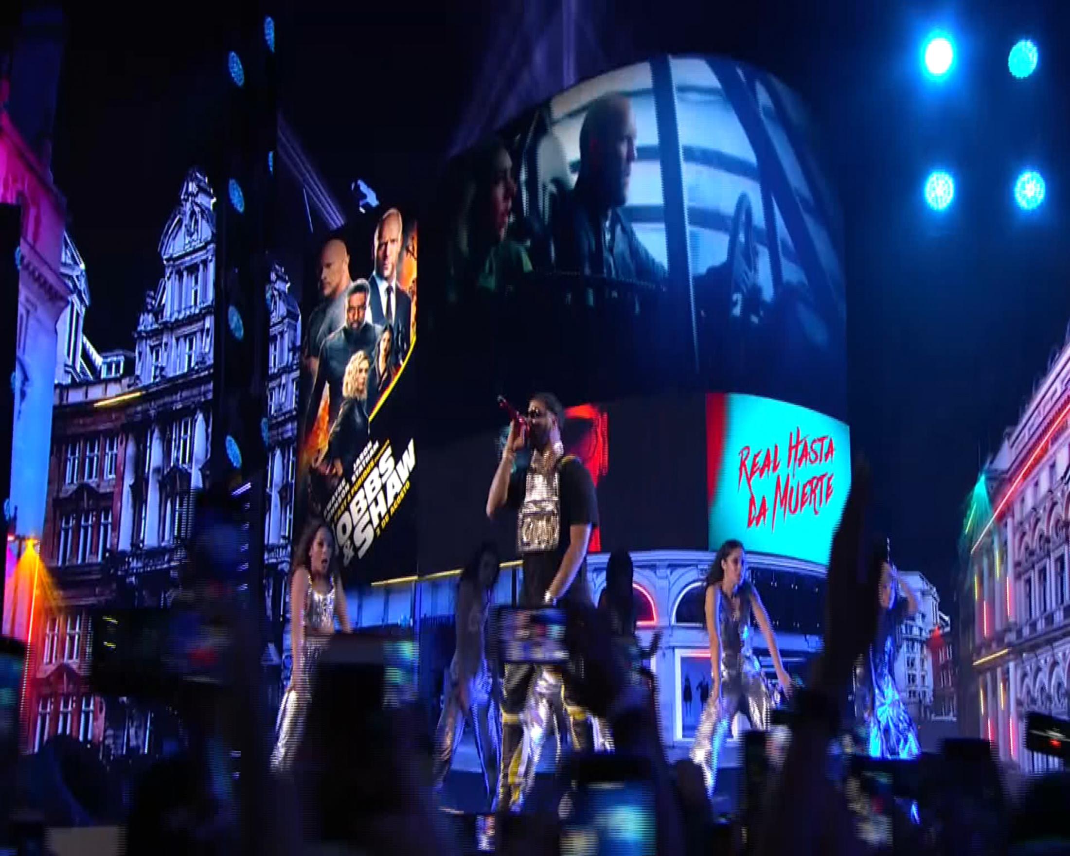 Thumbnail for Univision Premios Juventud Integration