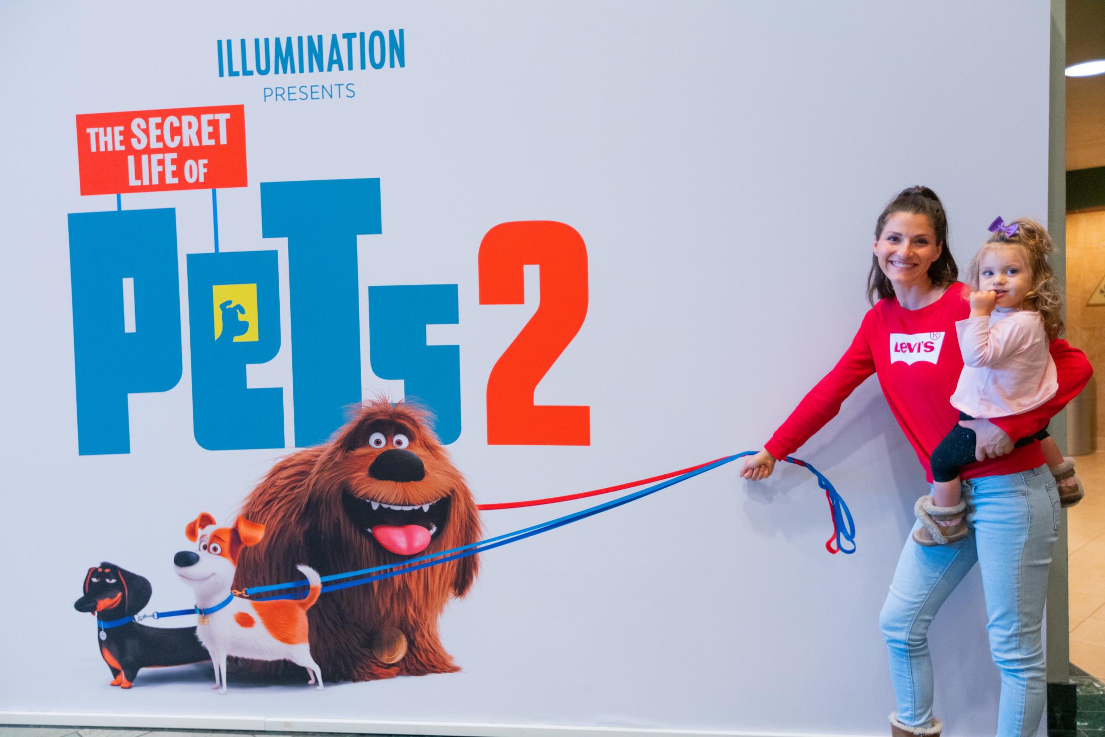 Thumbnail for Universal Studios Secret Life of Pets 2 Pop-Up