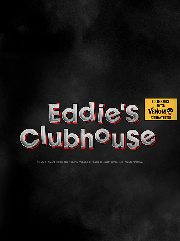 Thumbnail for Eddie's Clubhouse: Bringing Venom to Twitter Moments