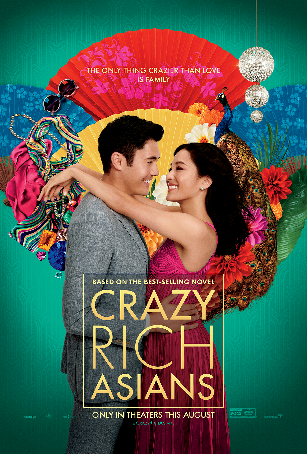Thumbnail for CRAZY RICH ASIANS - THEATRICAL INTEGRATED CAMPAIGN
