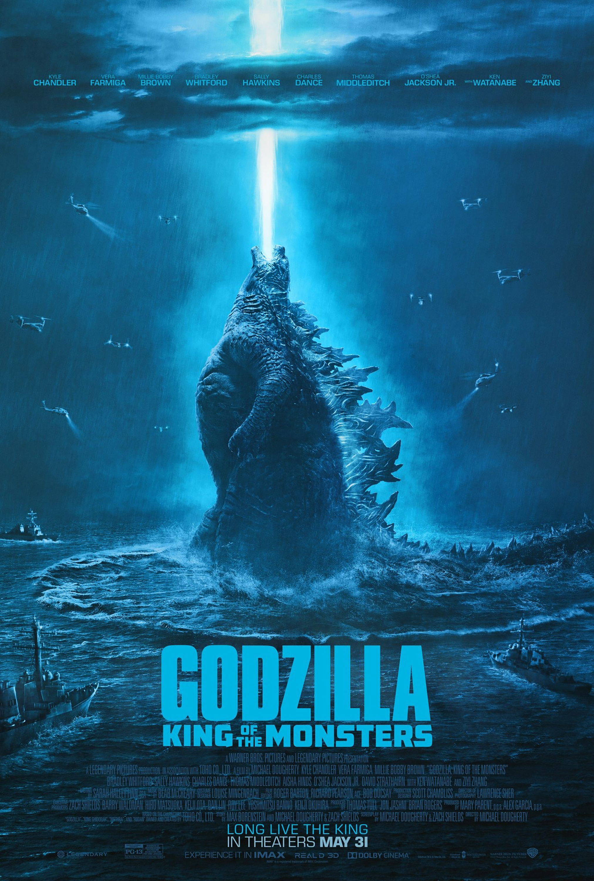 Thumbnail for Godzilla: King of the Monsters