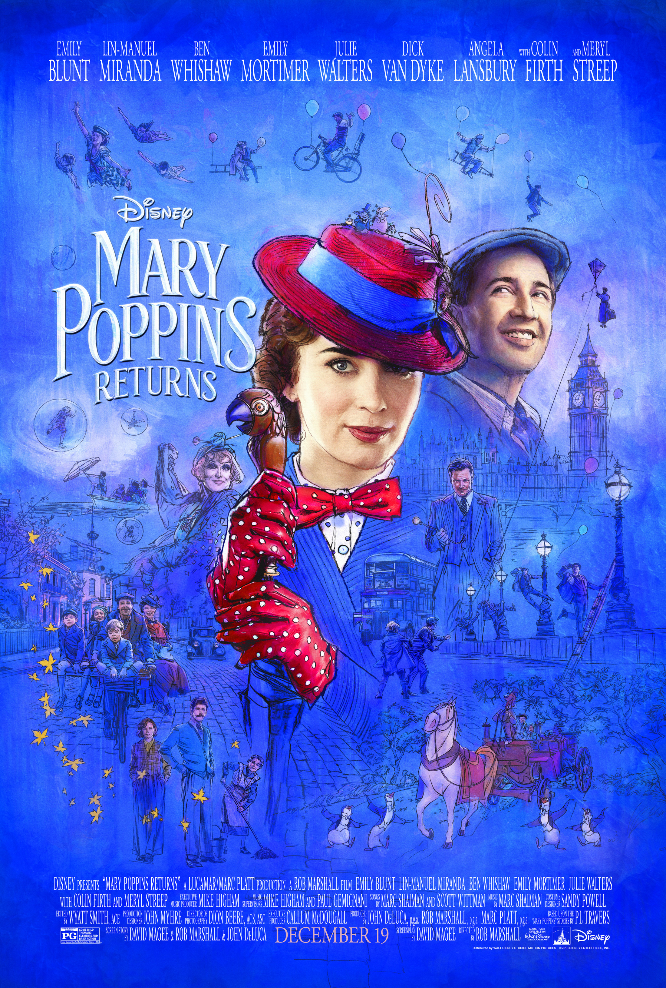 Thumbnail for Mary Poppins Returns Illustrated Payoff