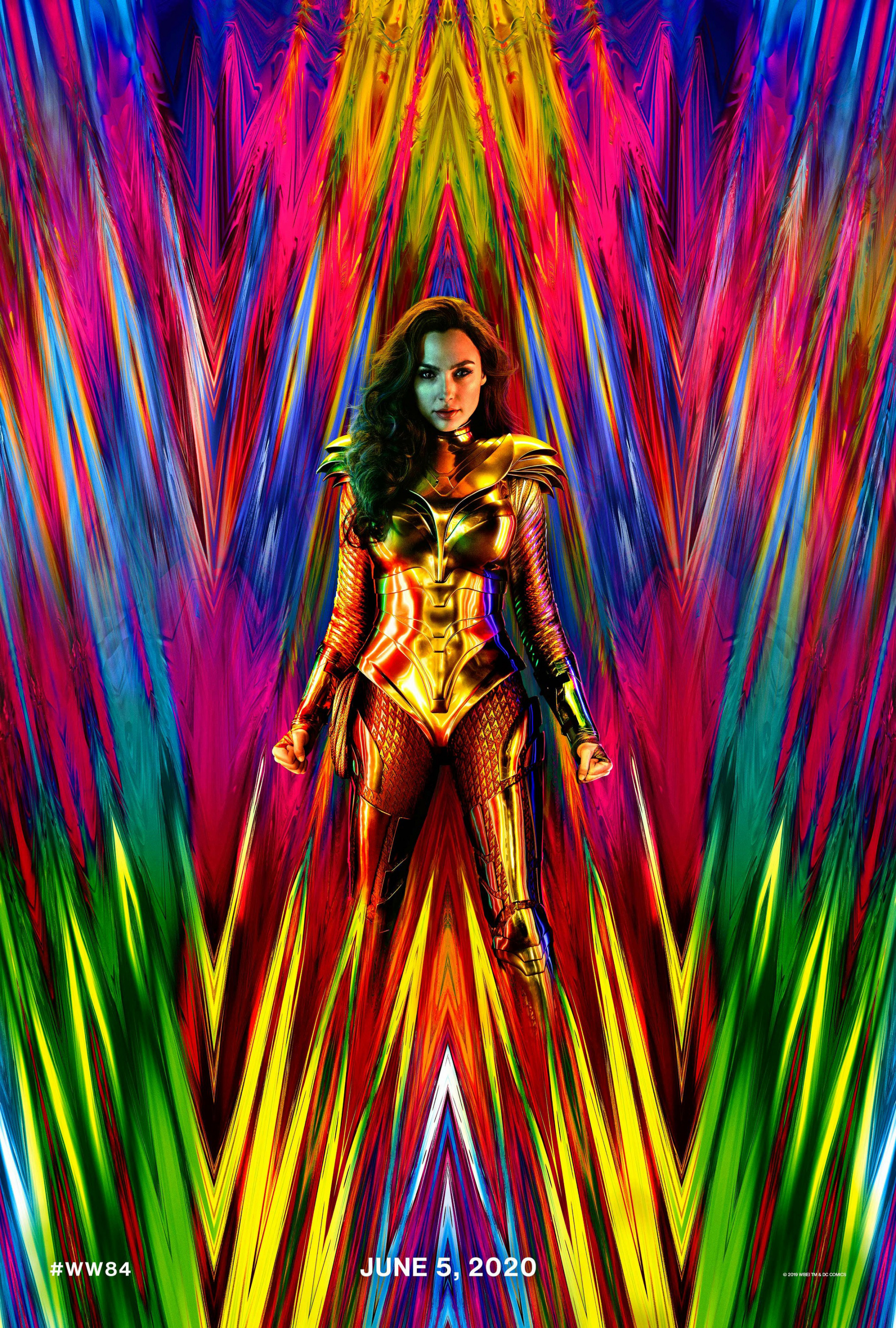 Thumbnail for Wonder Woman 1984 Teaser