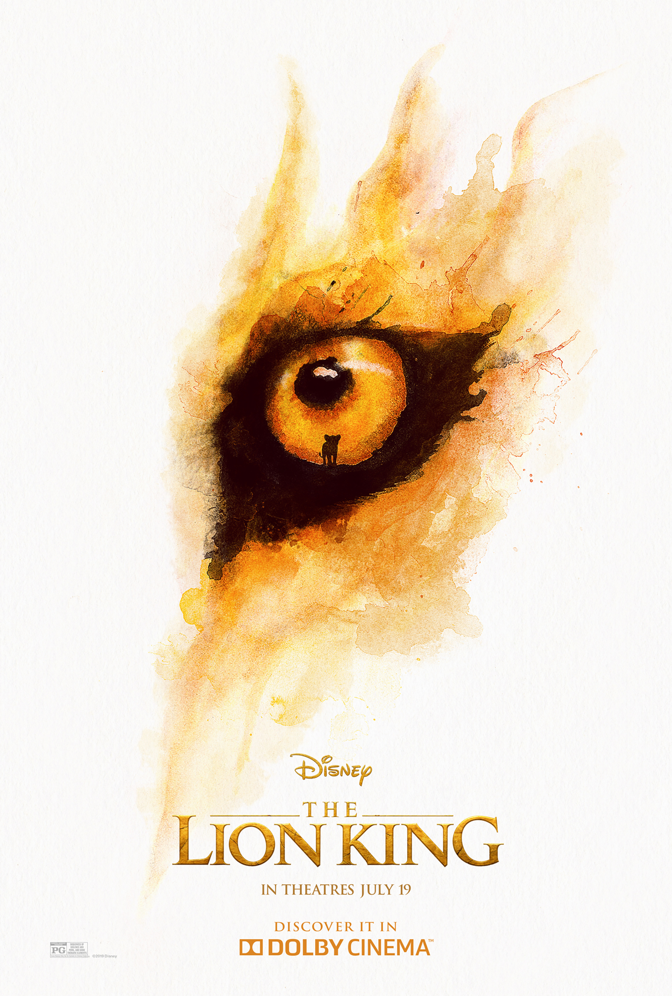 Thumbnail for THE LION KING Dolby One-Sheet