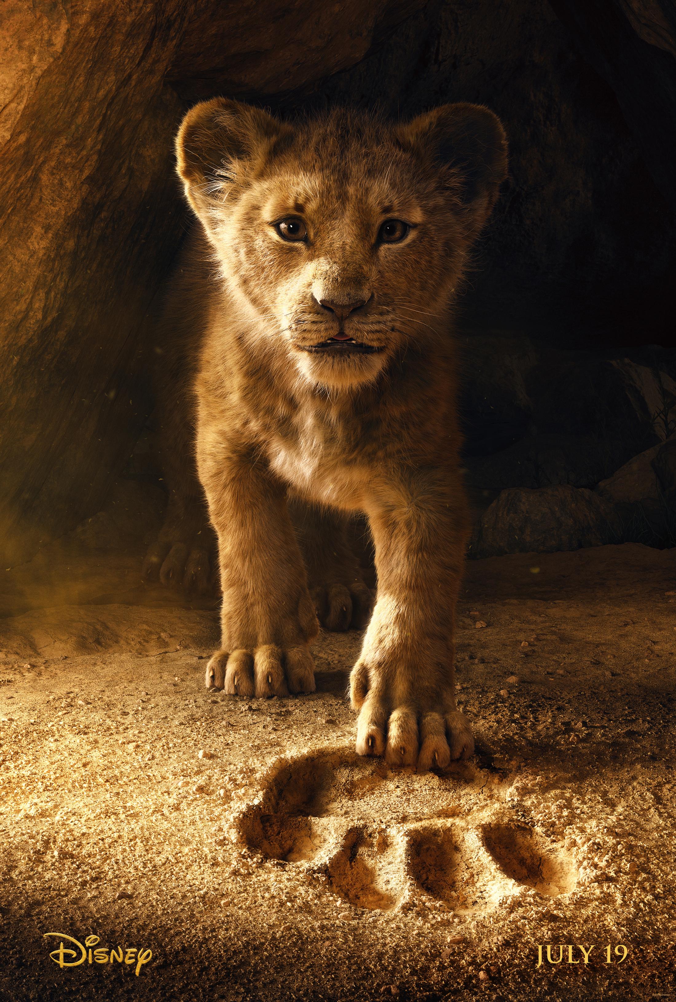 Thumbnail for Lion King Teaser Key Art