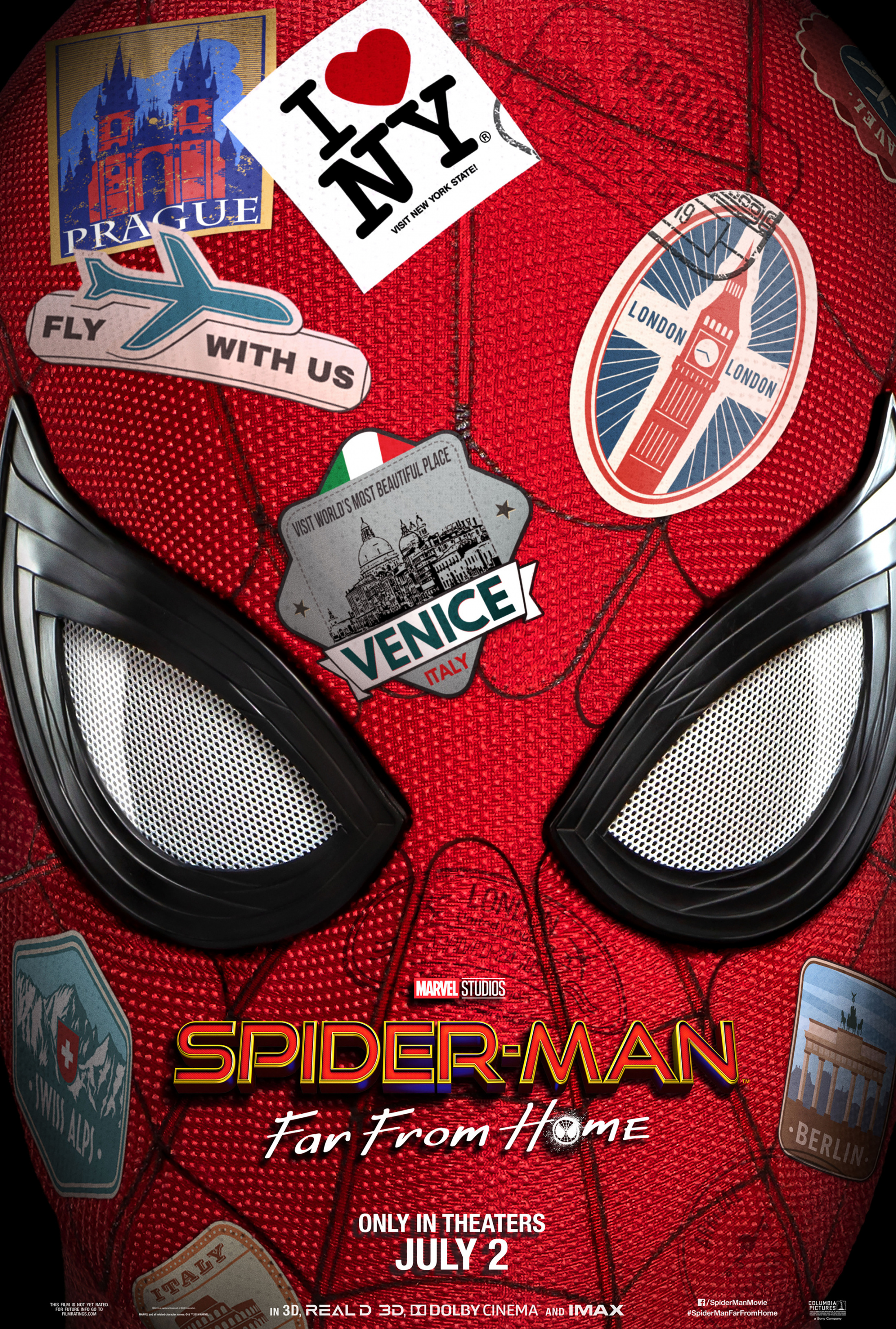 Thumbnail for Spider-Man: Far From Home Teaser