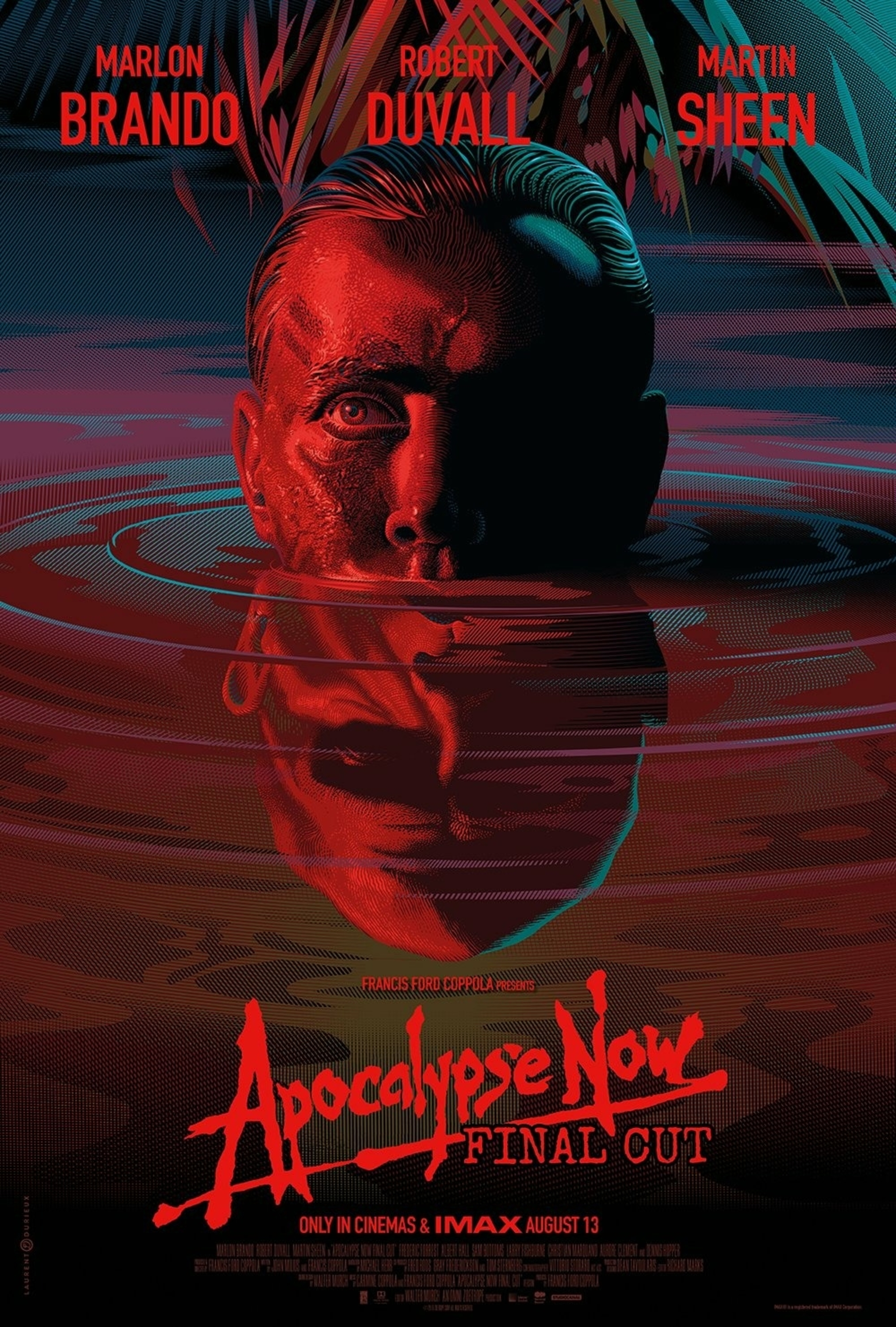 Thumbnail for Apocalypse now final cut poster