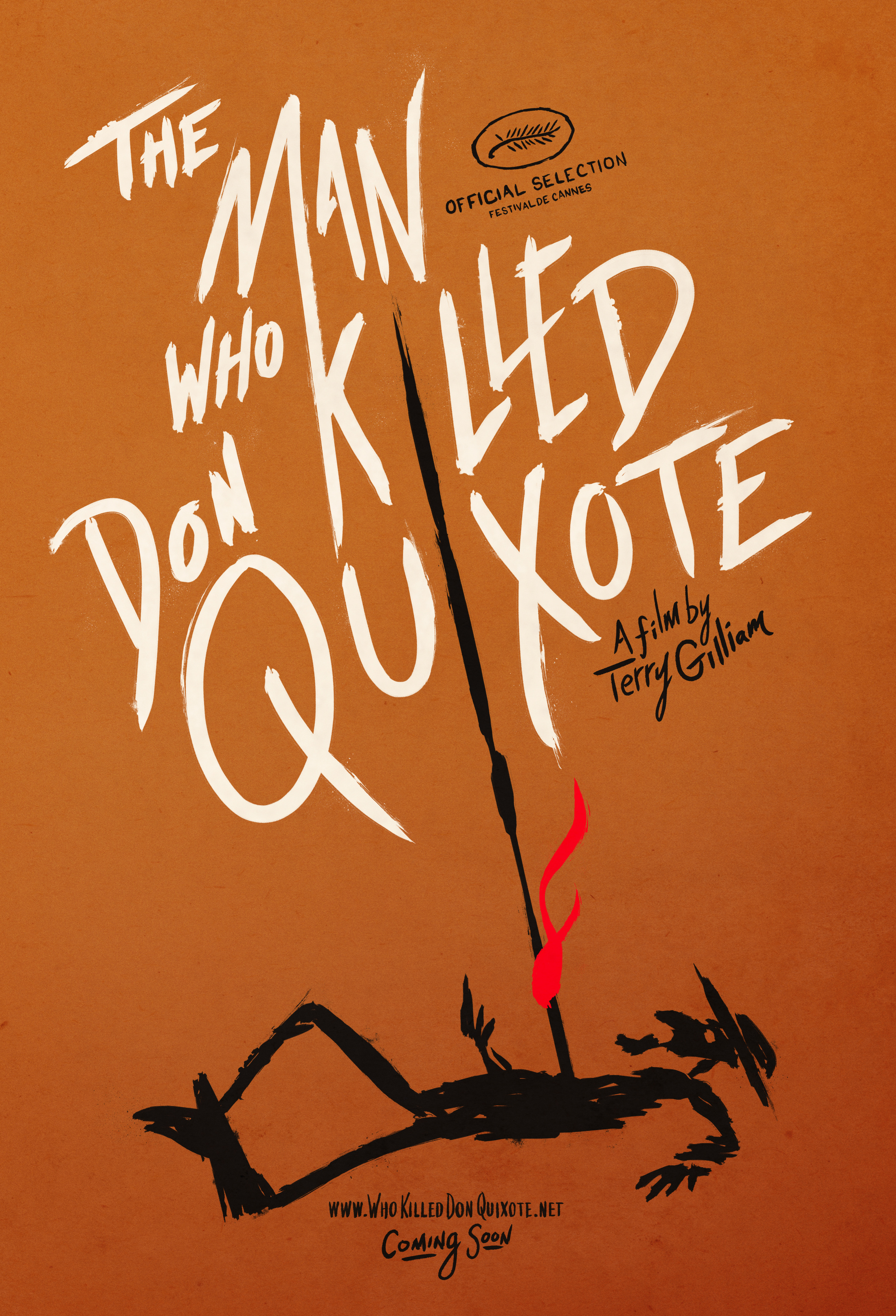 Thumbnail for The Man Who Killed Don Quixote - Teaser Poster