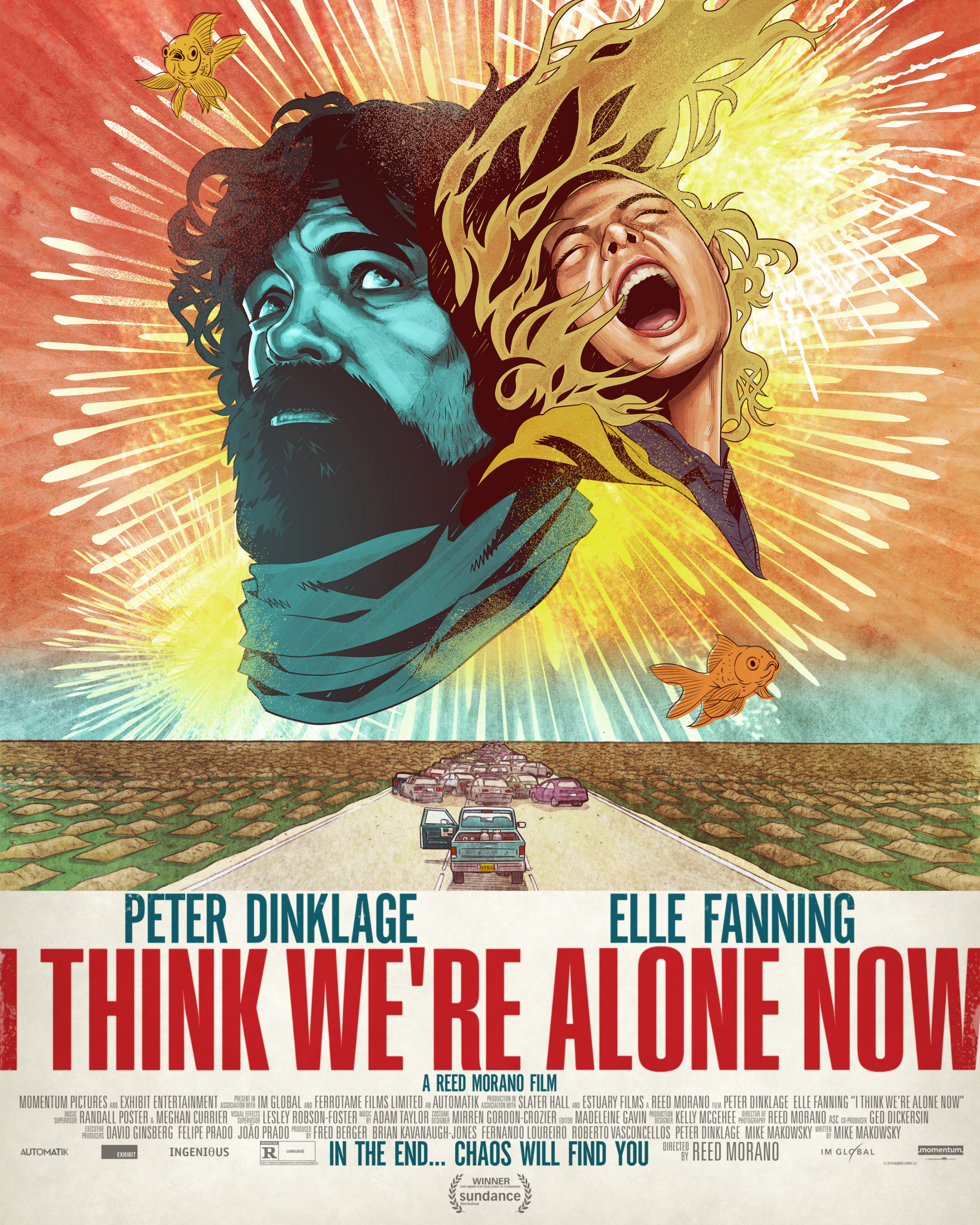 Thumbnail for I Think We're Alone Now -