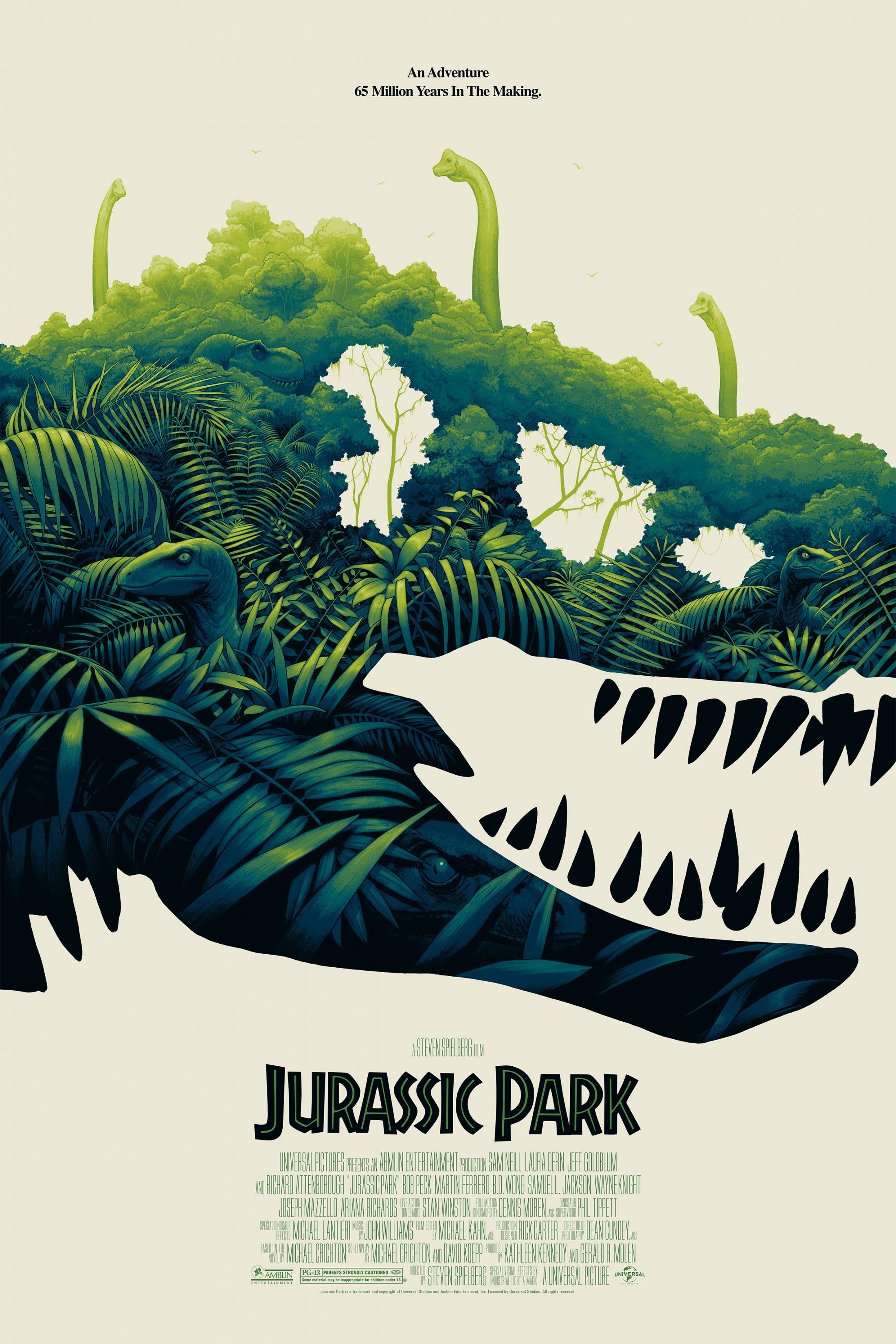 Thumbnail for Jurassic Park