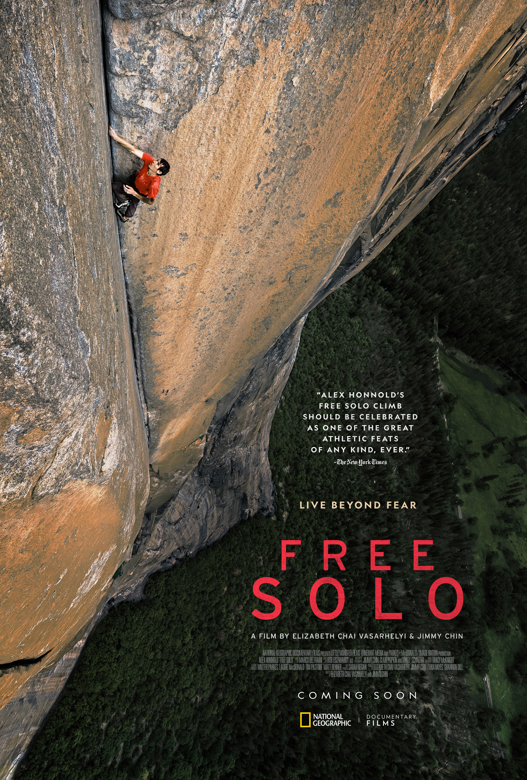 Thumbnail for Free Solo: Climbing El Capitan 360 Video