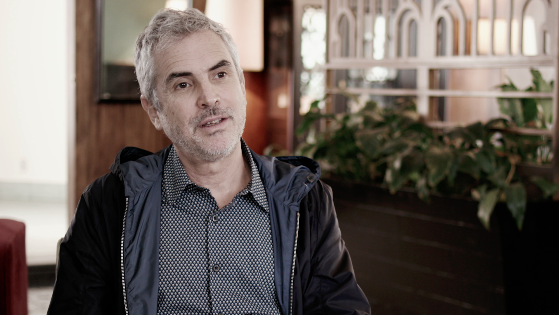 Thumbnail for Behind the Scenes with Alfonso Cuarón