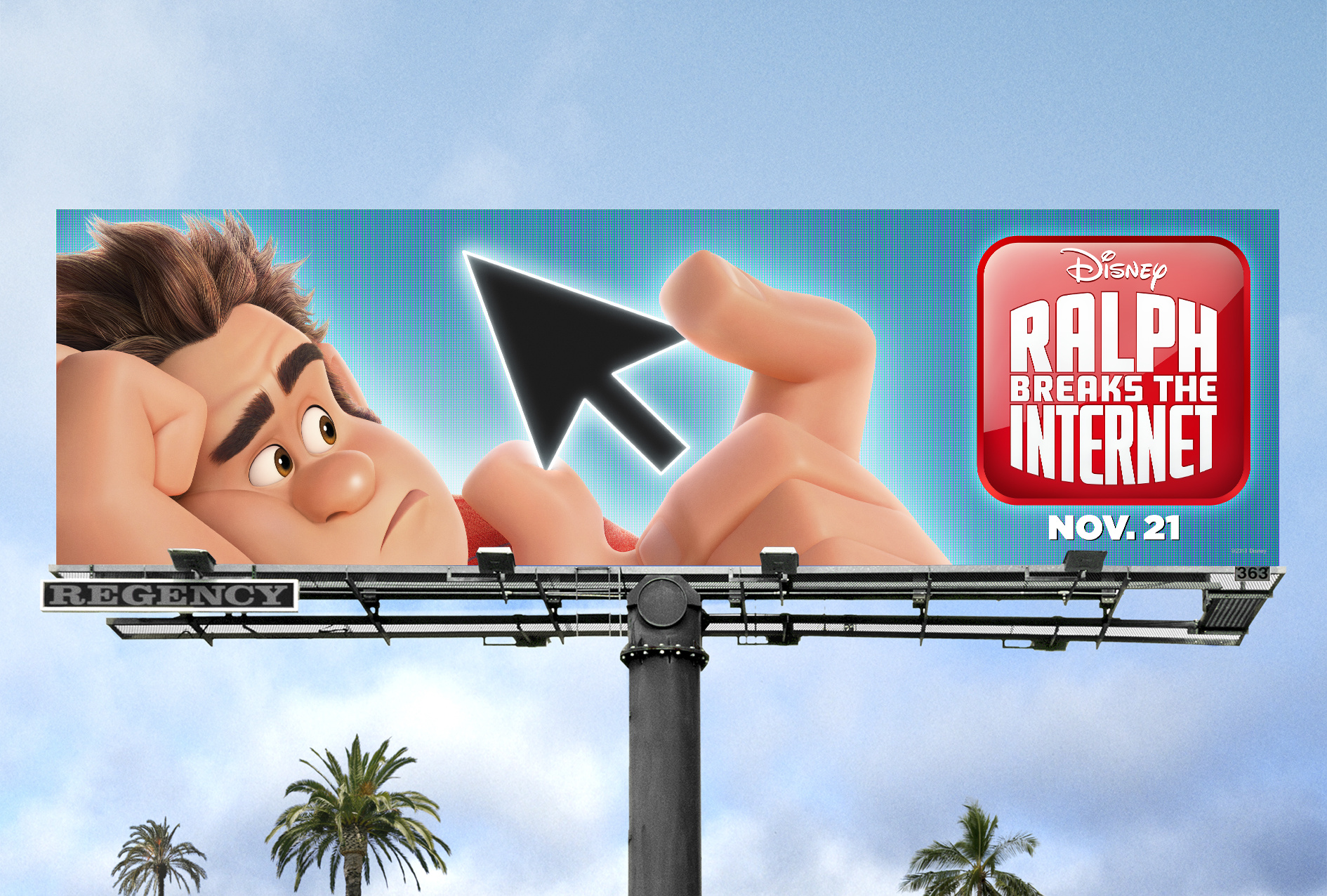Thumbnail for Ralph Breaks the Internet Out of Home