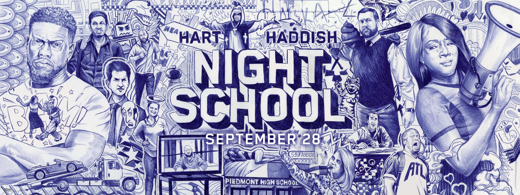 Thumbnail for NIGHT SCHOOL Wild Postings