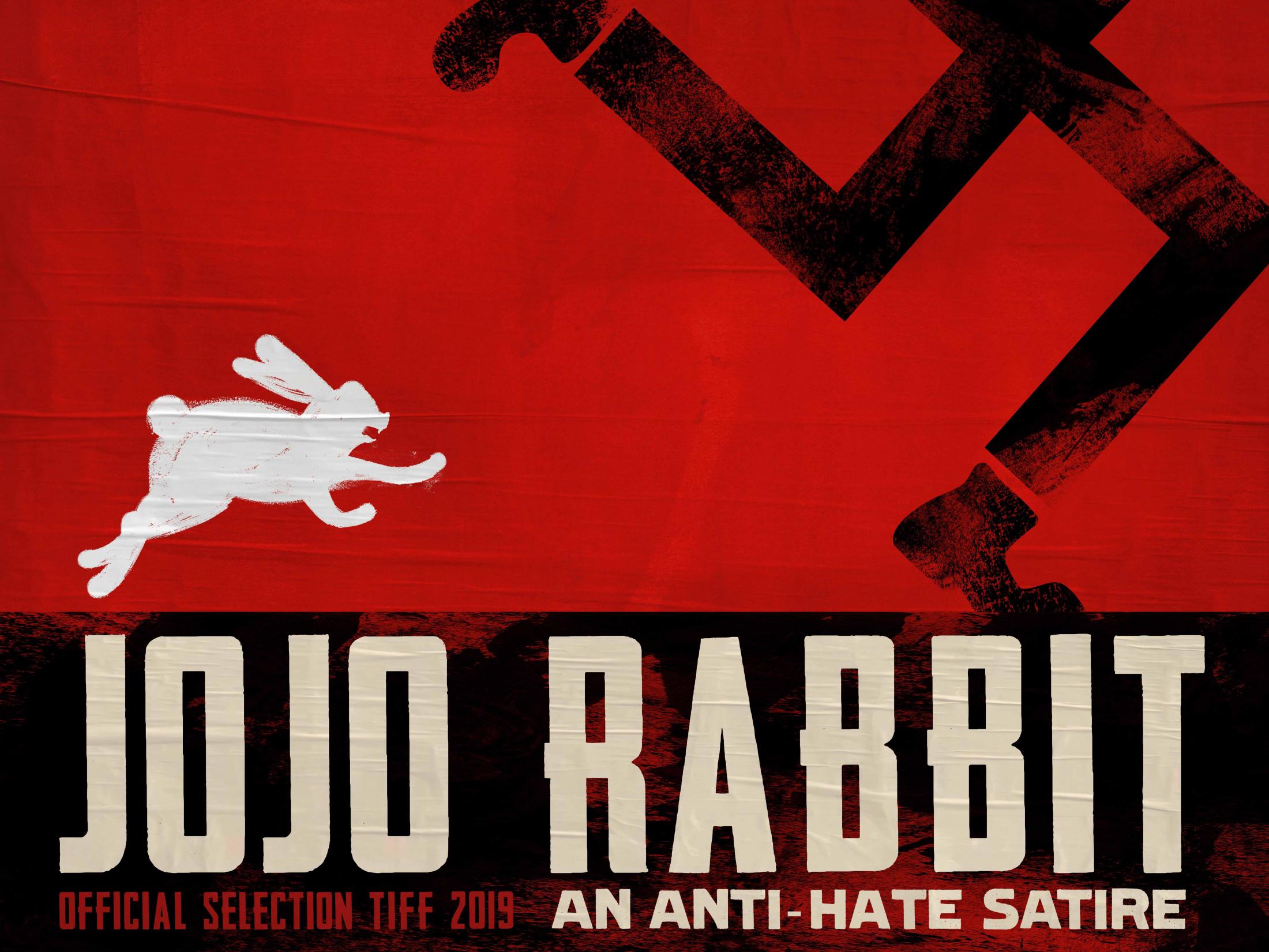 Thumbnail for JOJO RABBIT TIFF - Out of Home - Wild Post
