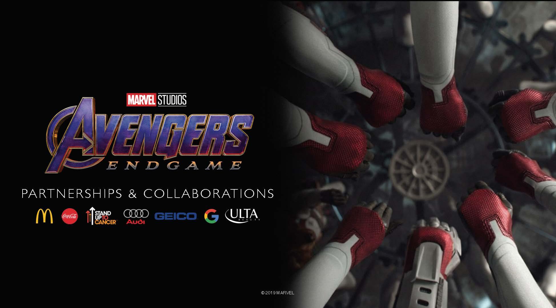 Thumbnail for Marvel Partnerships   Avengers: Endgame