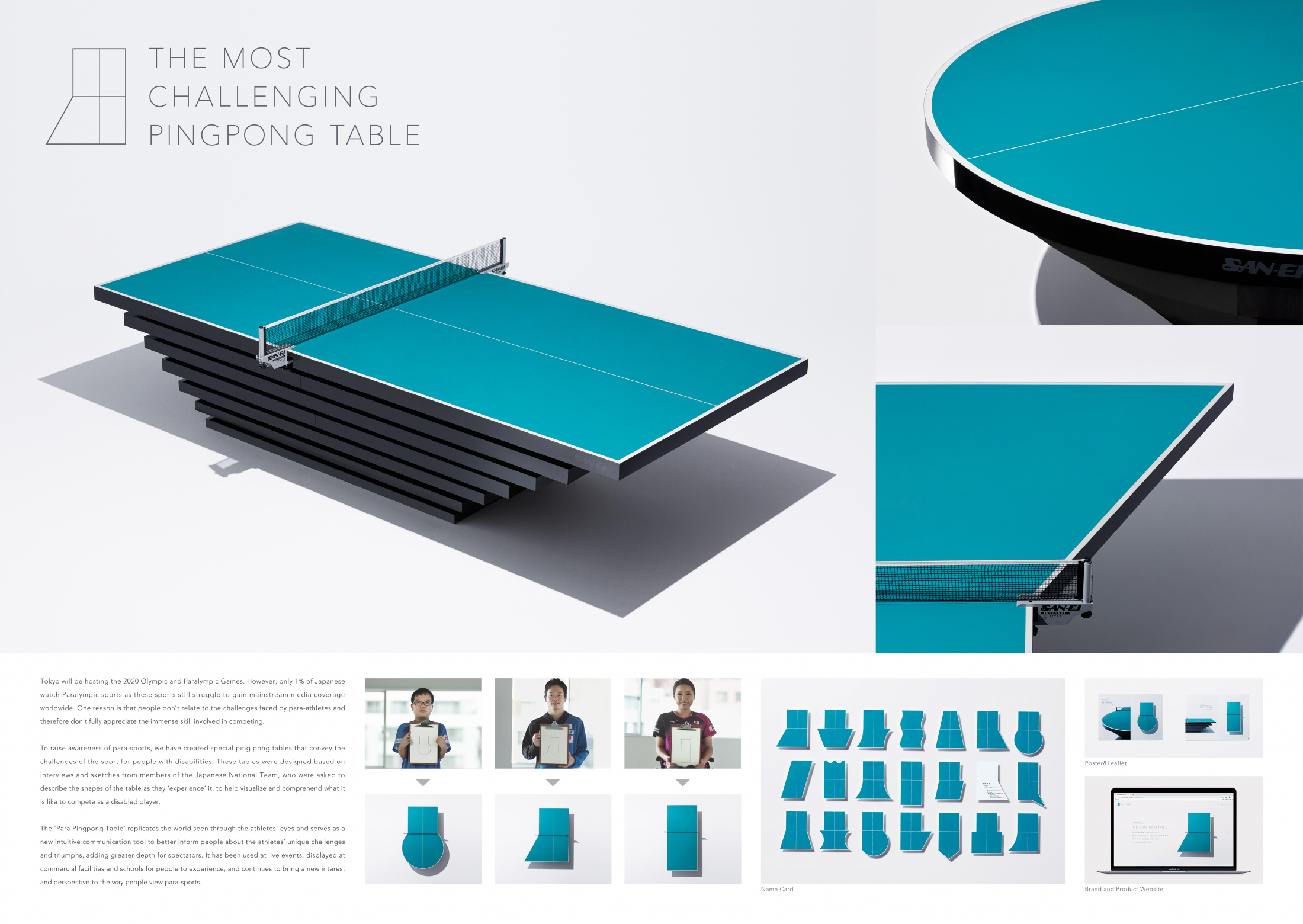 THE MOST CHALLENGING PINGPONG TABLE Thumbnail
