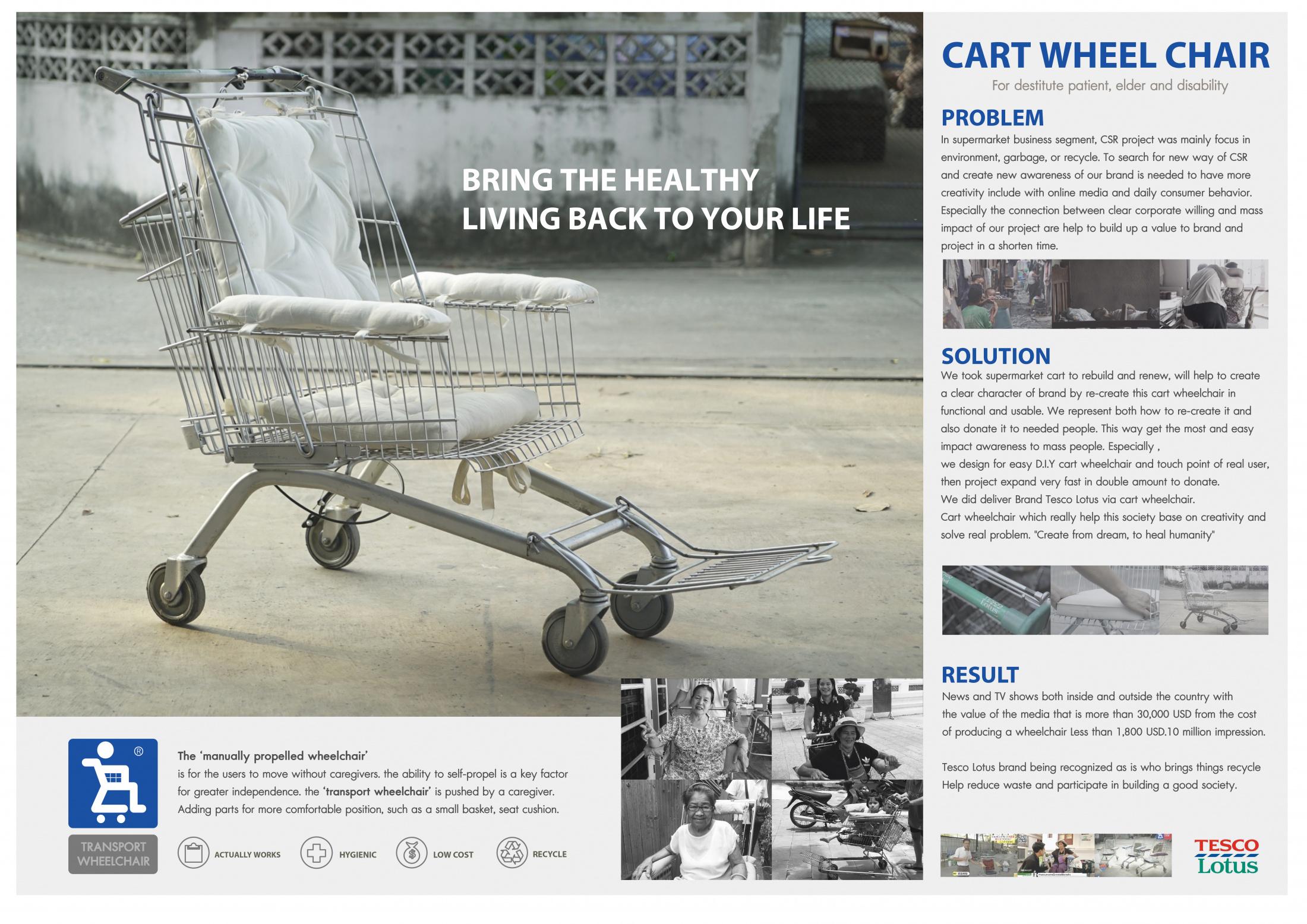Cart Wheelchair Thumbnail
