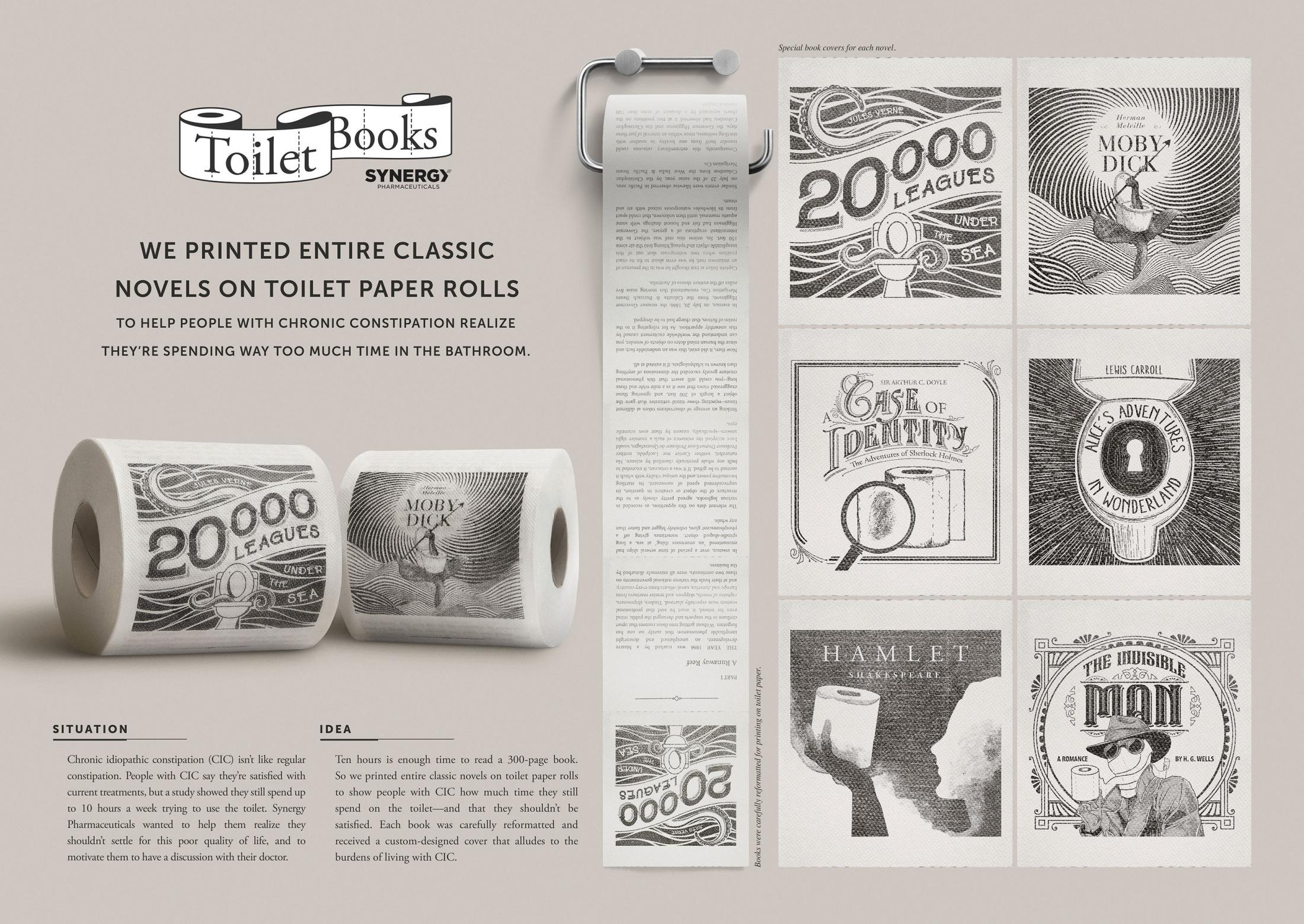 Thumbnail for Toilet Books