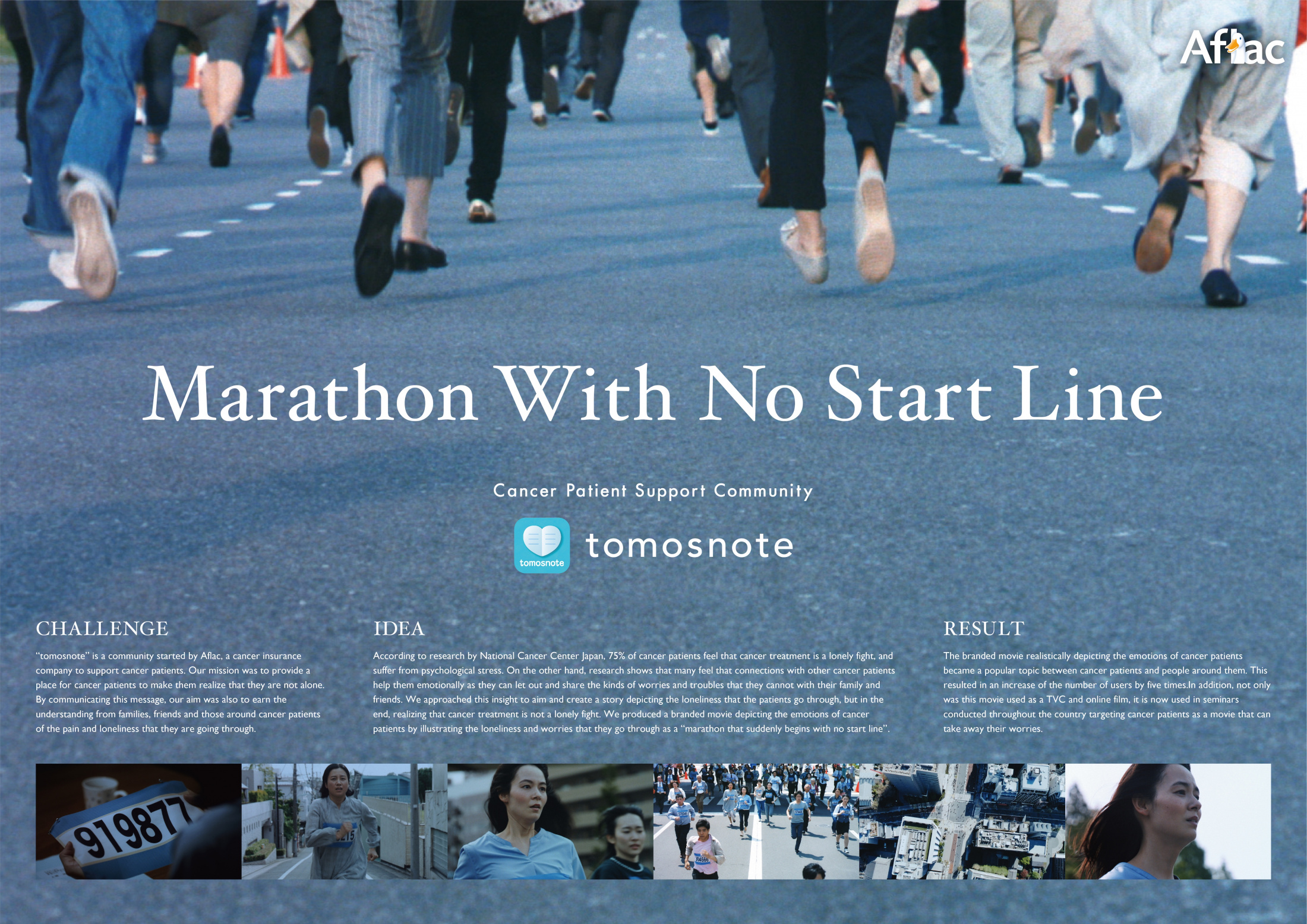 Thumbnail for Marathon With No Start Line