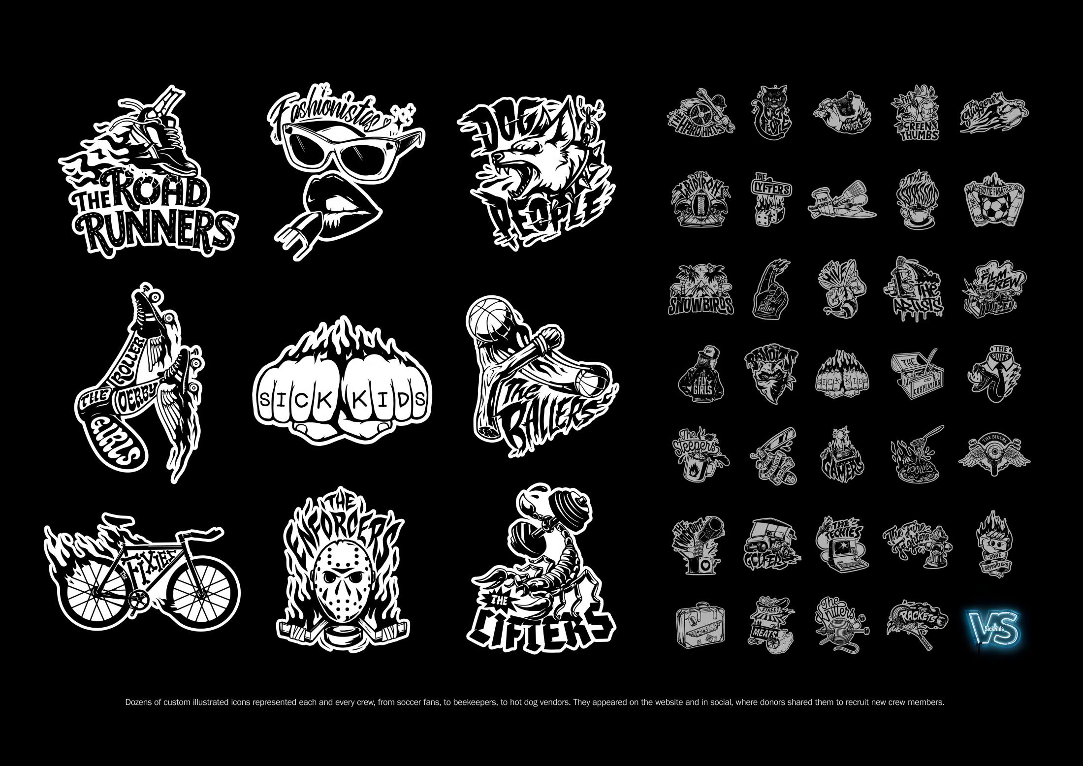 Thumbnail for SickKids VS - Crews