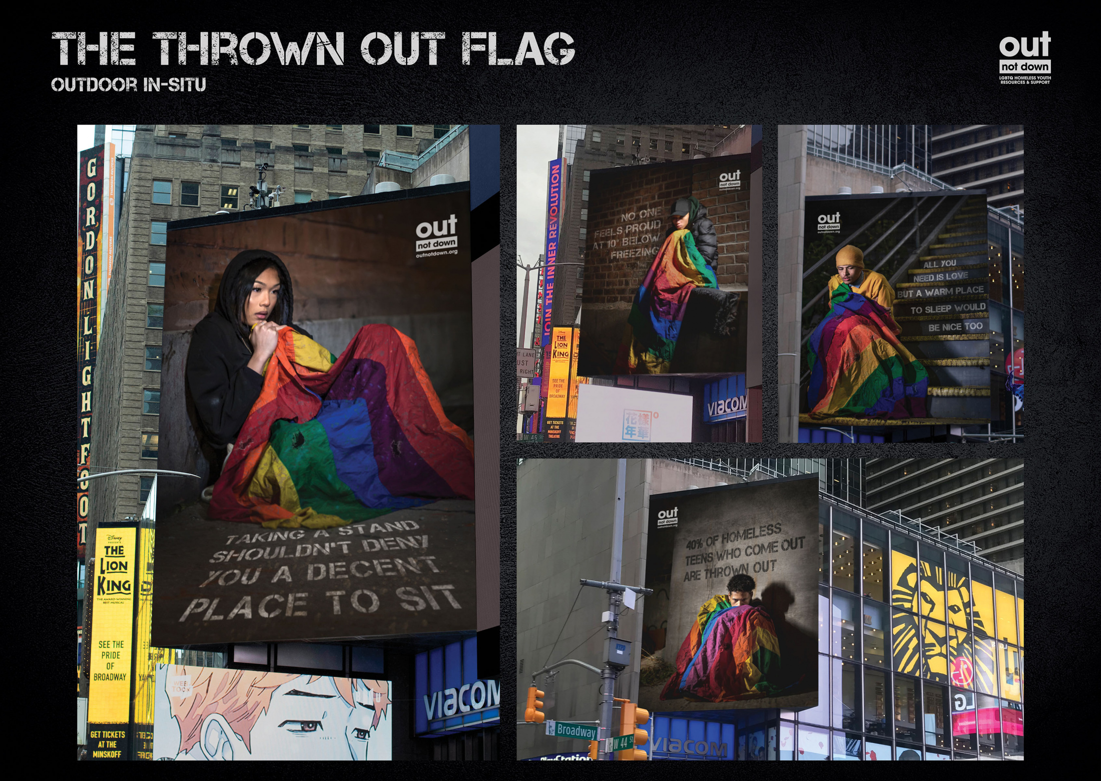 Thumbnail for The Thrown Out Flag