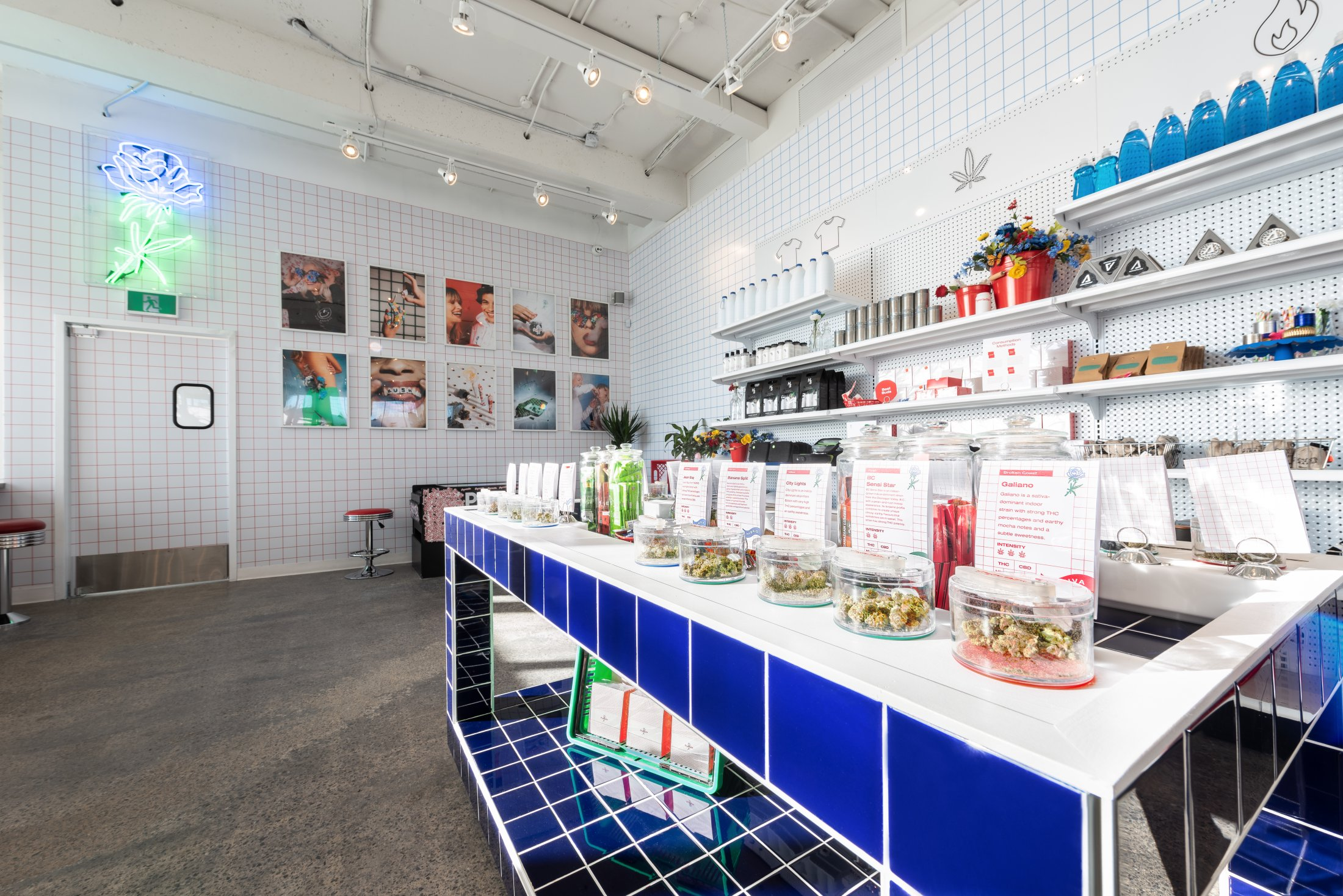Superette: Based in Toronto, Ontario, Superette makes cannabis retail friendly and easy, like buying the daily paper at your corner shop.