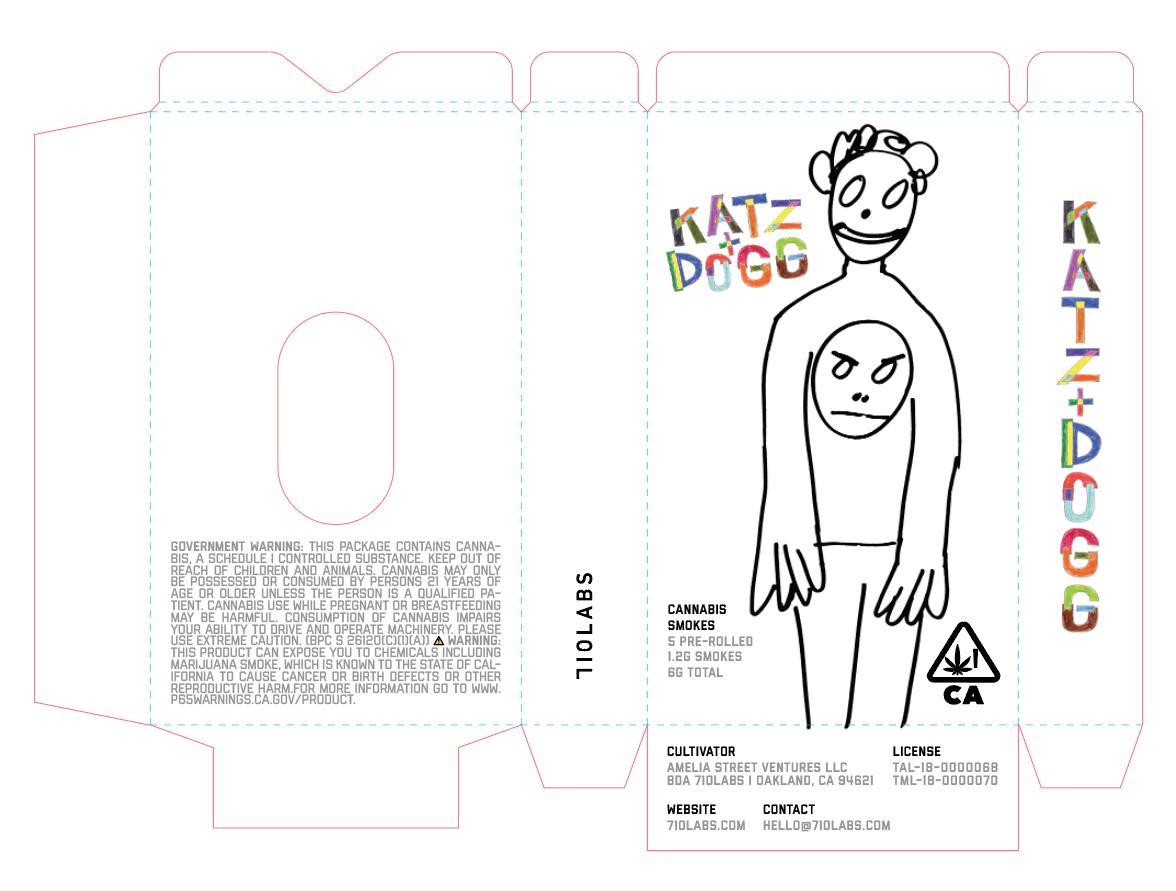 Katz + Dogg: Katz + Dogg