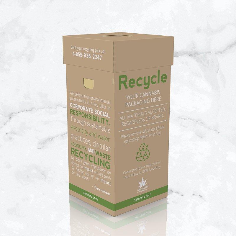 NAMASTE:  Recycling Program
