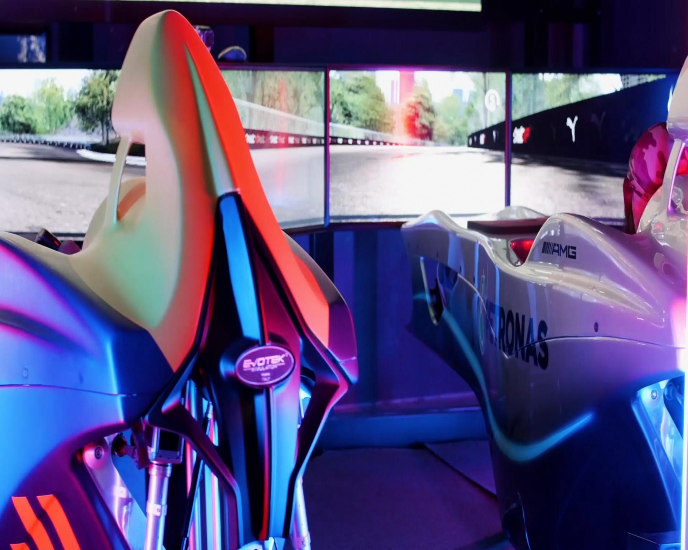 Thumbnail for #NYCGP Motorsport Installation