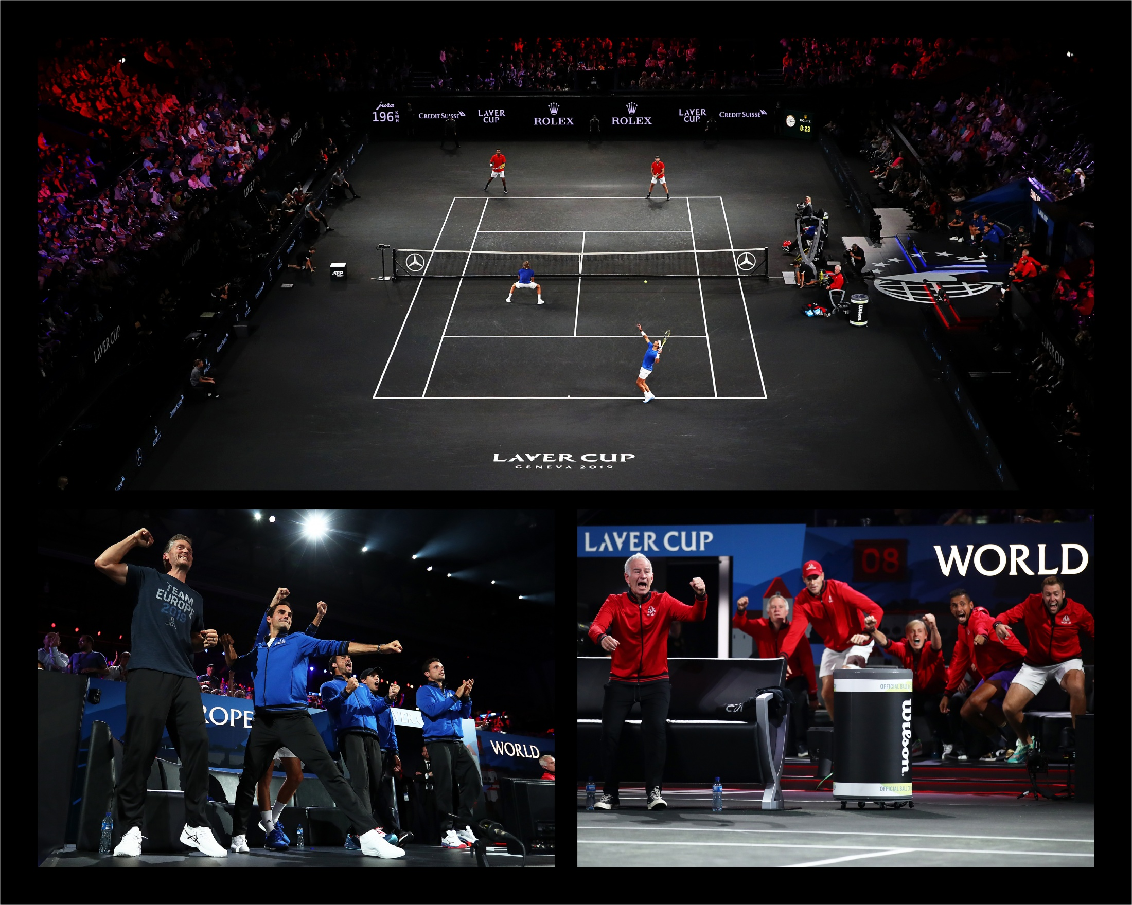 Thumbnail for Tennis venue in Switzerland