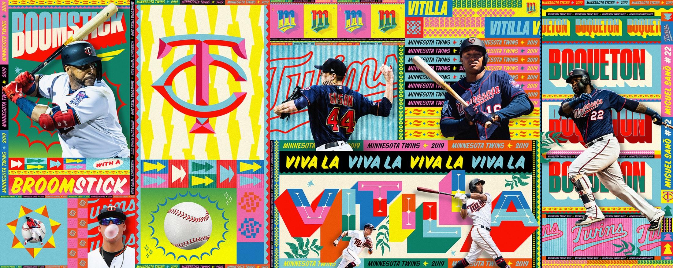 Thumbnail for Minnesota Twins Mall Ball: Vitilla-Style