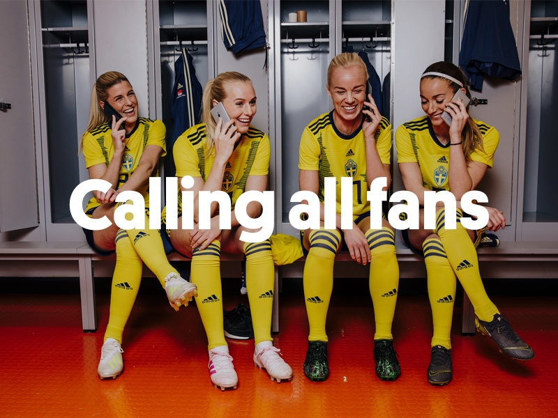 Thumbnail for Calling all fans