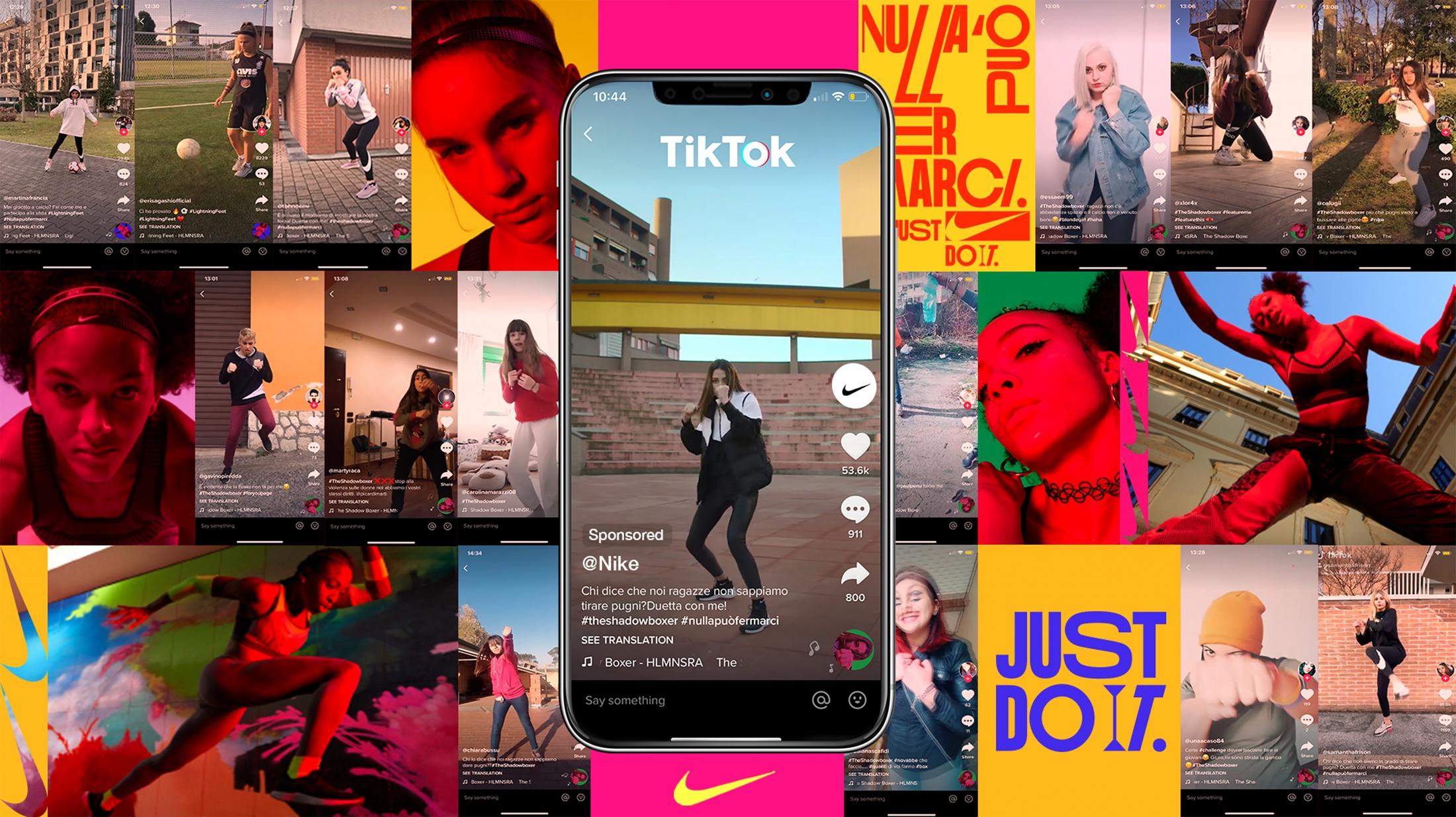 Thumbnail for Nike Stop At Nothing
