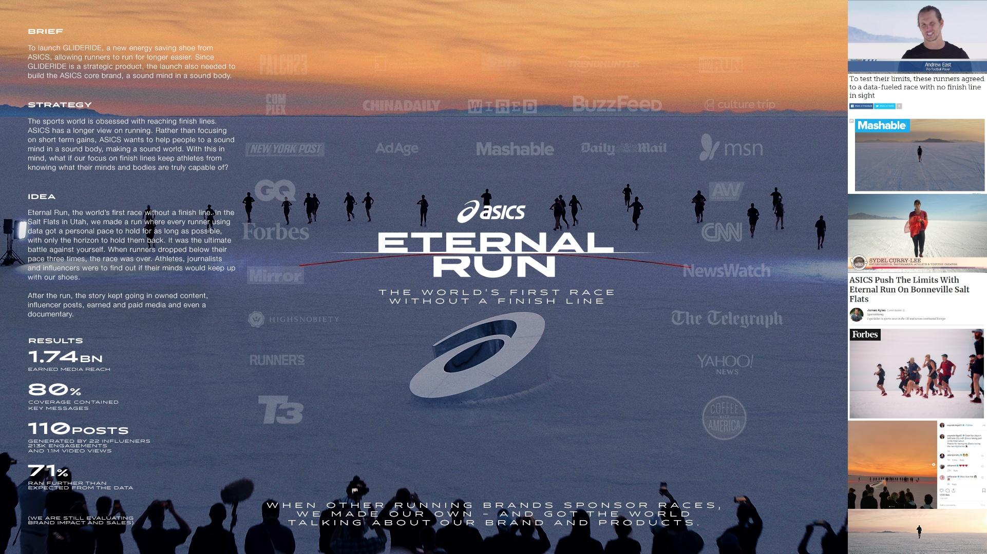 Thumbnail for Eternal Run