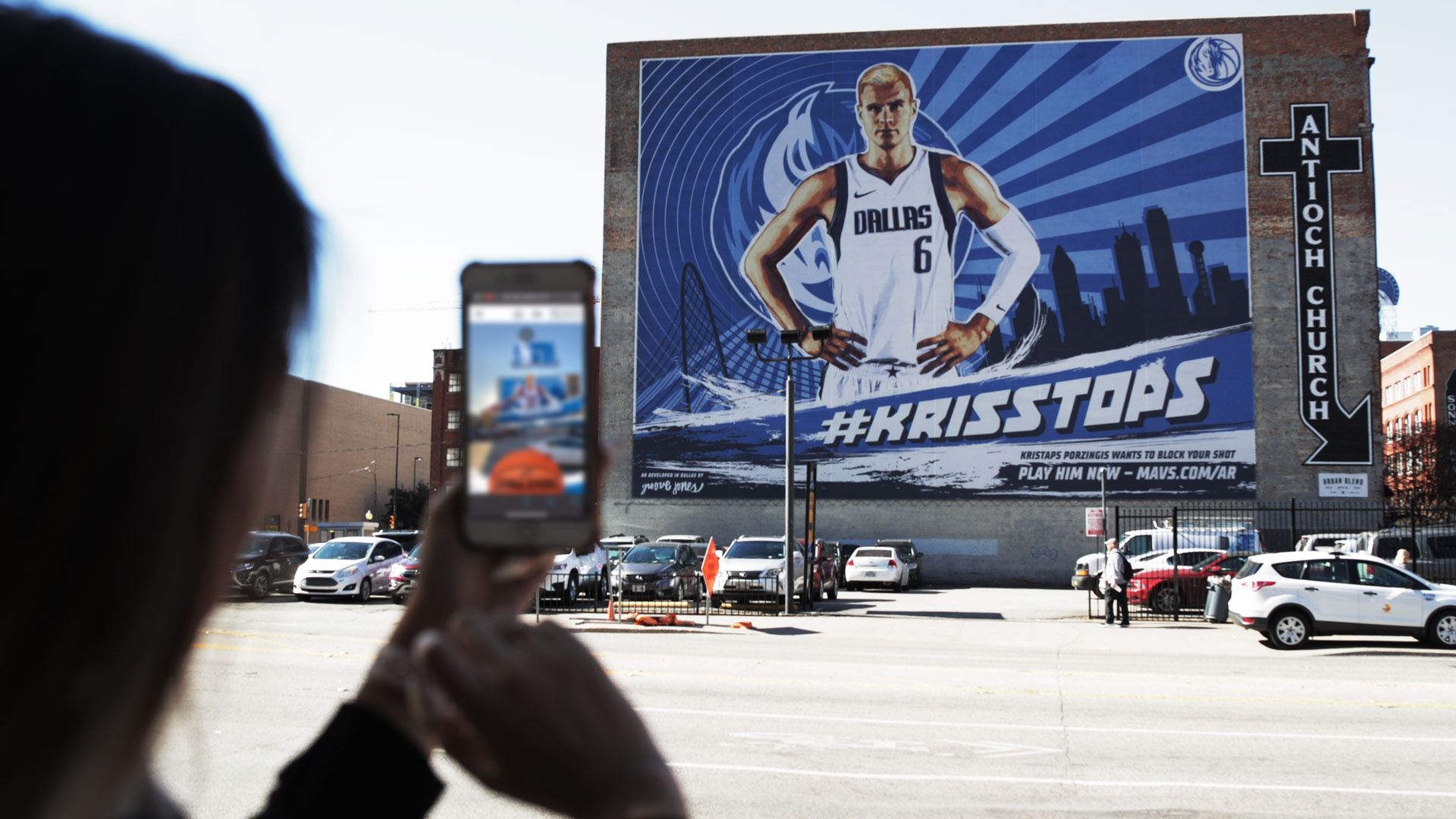 Thumbnail for Dallas Mavericks - #KRISSTOPS