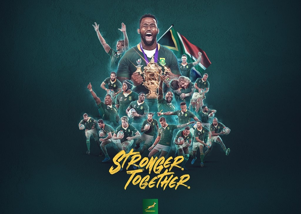 Thumbnail for Stronger Together