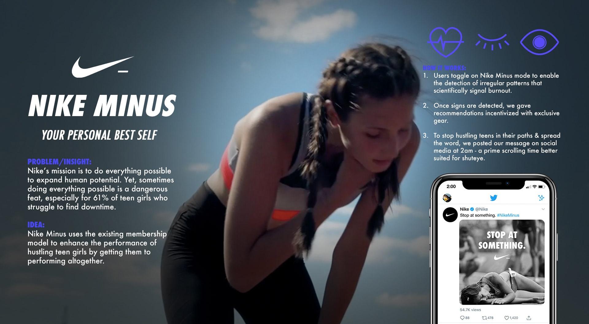Thumbnail for Nike Minus