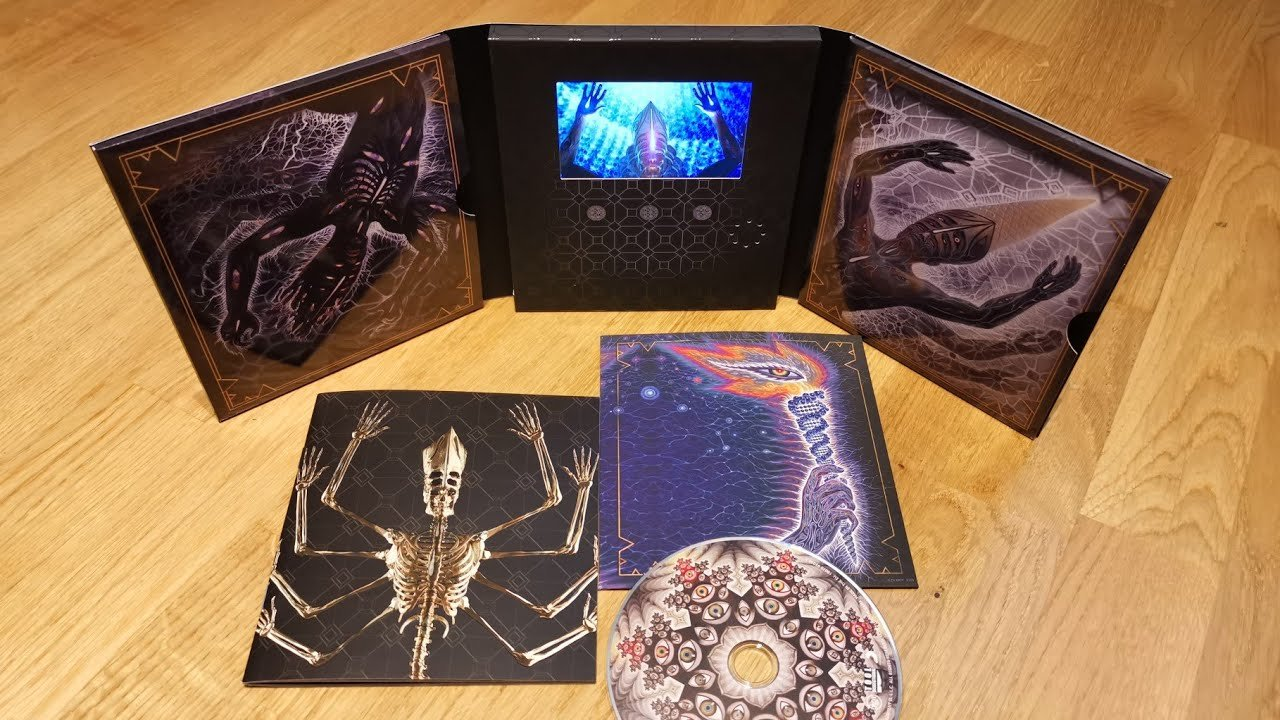 """Thumbnail for TOOL:  """"Fear Inoculum"""" Deluxe Edition & """"Fear Inoculum"""" Book Edition"""