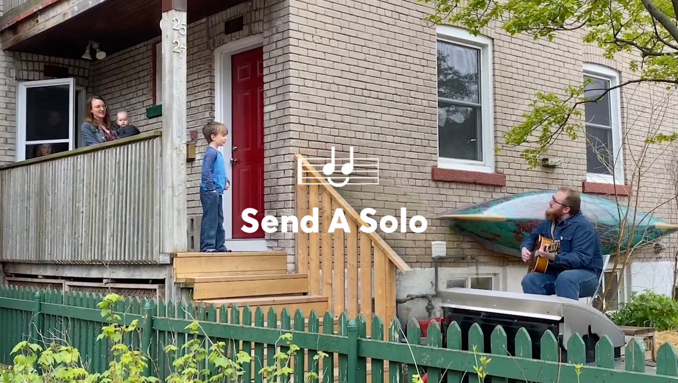 Thumbnail for Send a Solo