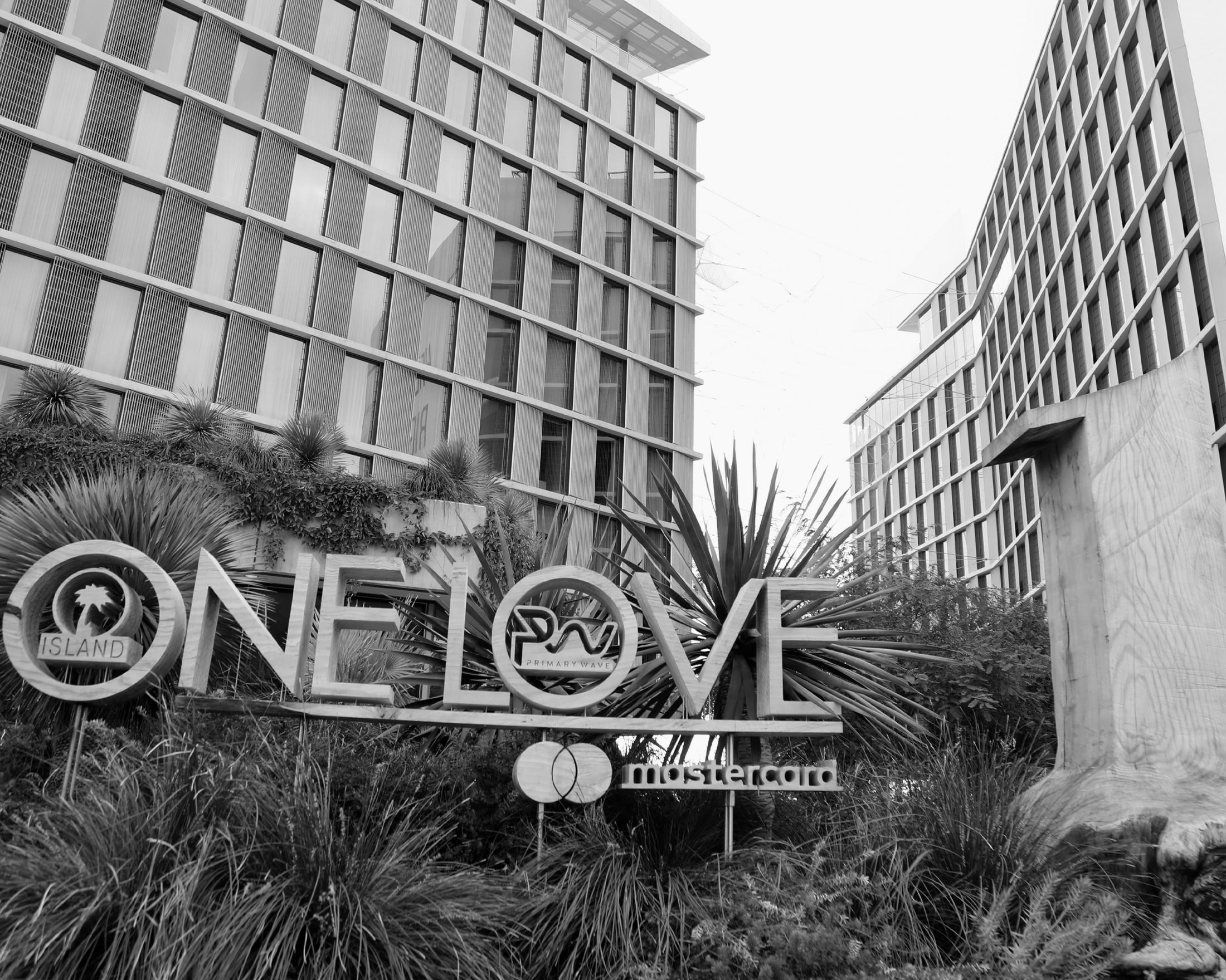 Thumbnail for Bob Marley 75 Pre-Grammy Week: One Love Hotel