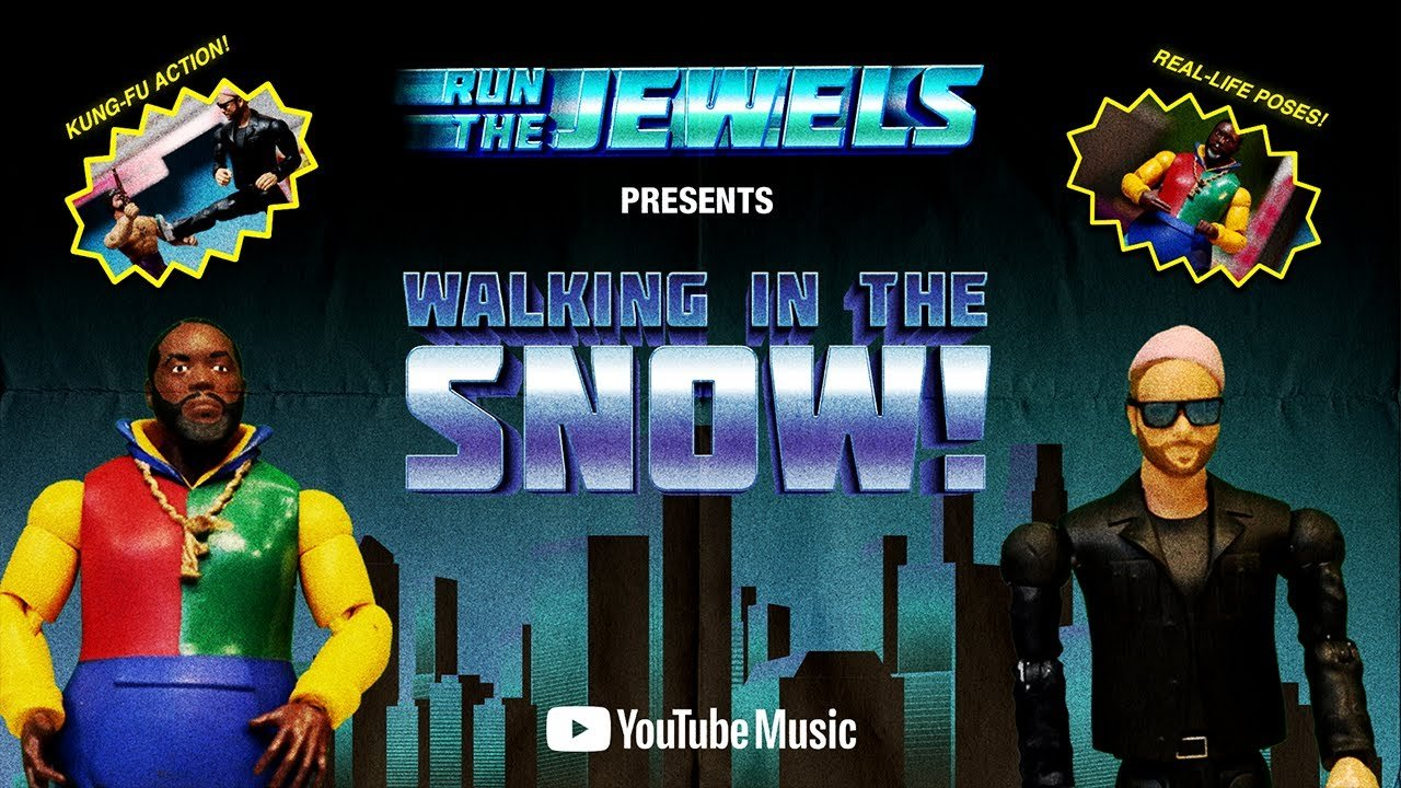 Thumbnail for Walking in the Snow with Run the Jewels